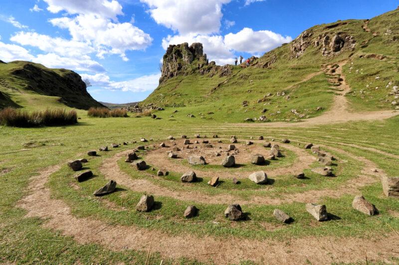 De hoogtepunten van Isle of Skye - Fairy Glen
