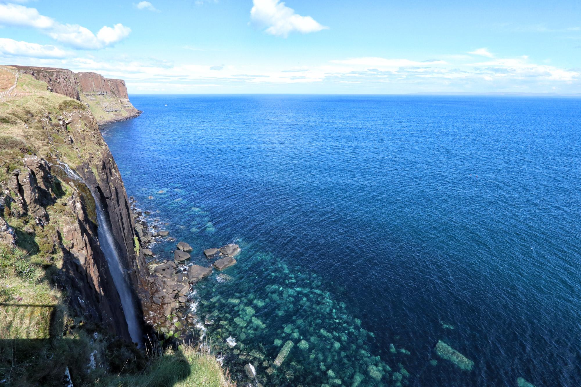 De hoogtepunten van Isle of Skye - Kilt Rock and Mealt Falls