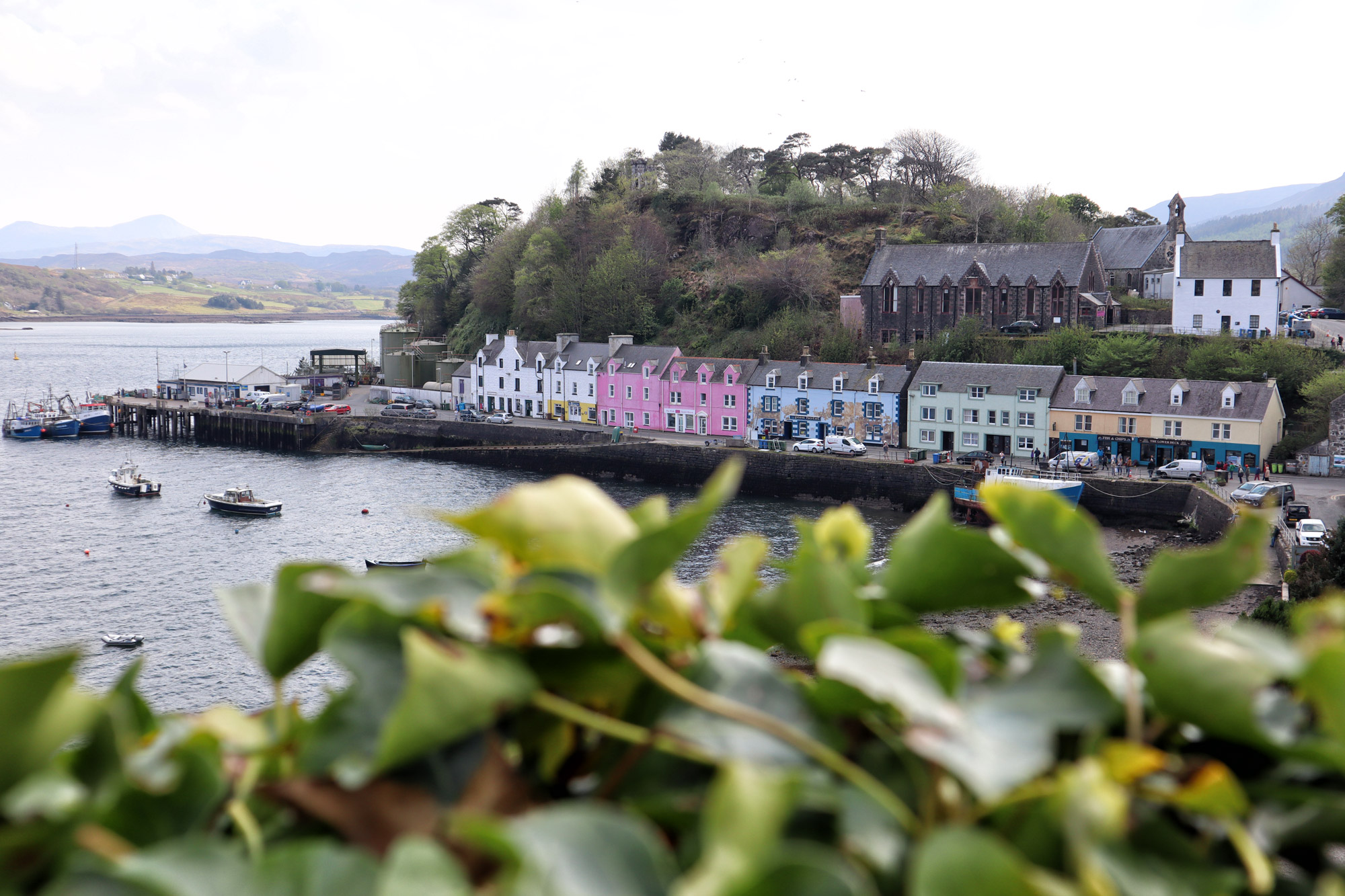 De hoogtepunten van Isle of Skye - Portree