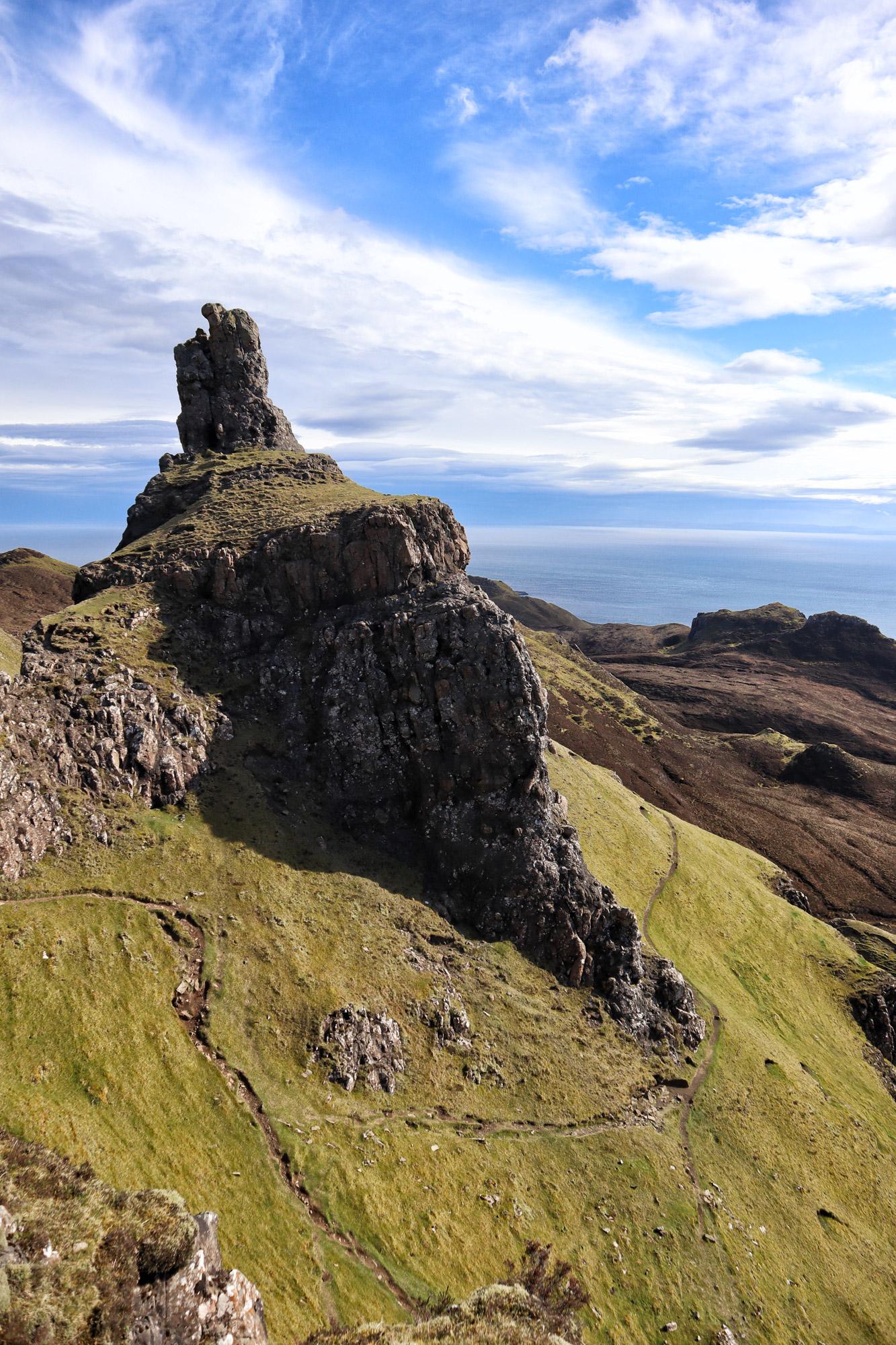 De hoogtepunten van Isle of Skye - Quiraing