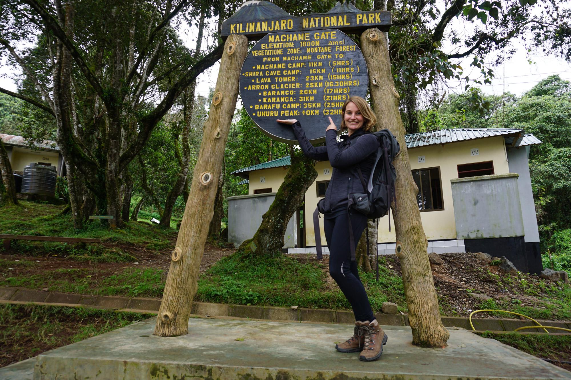 Mechteld - Kilimanjaro