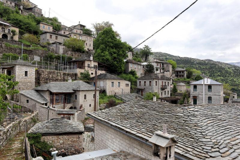 Syrrako - Tzoumerka - Griekenland