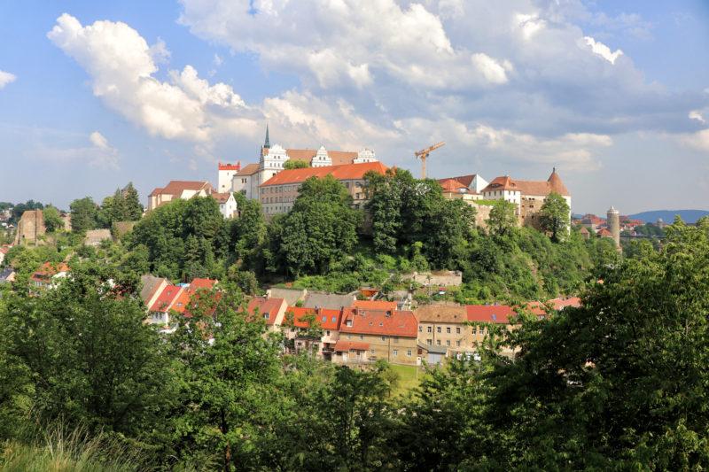 Bautzen - aanzicht op de stad