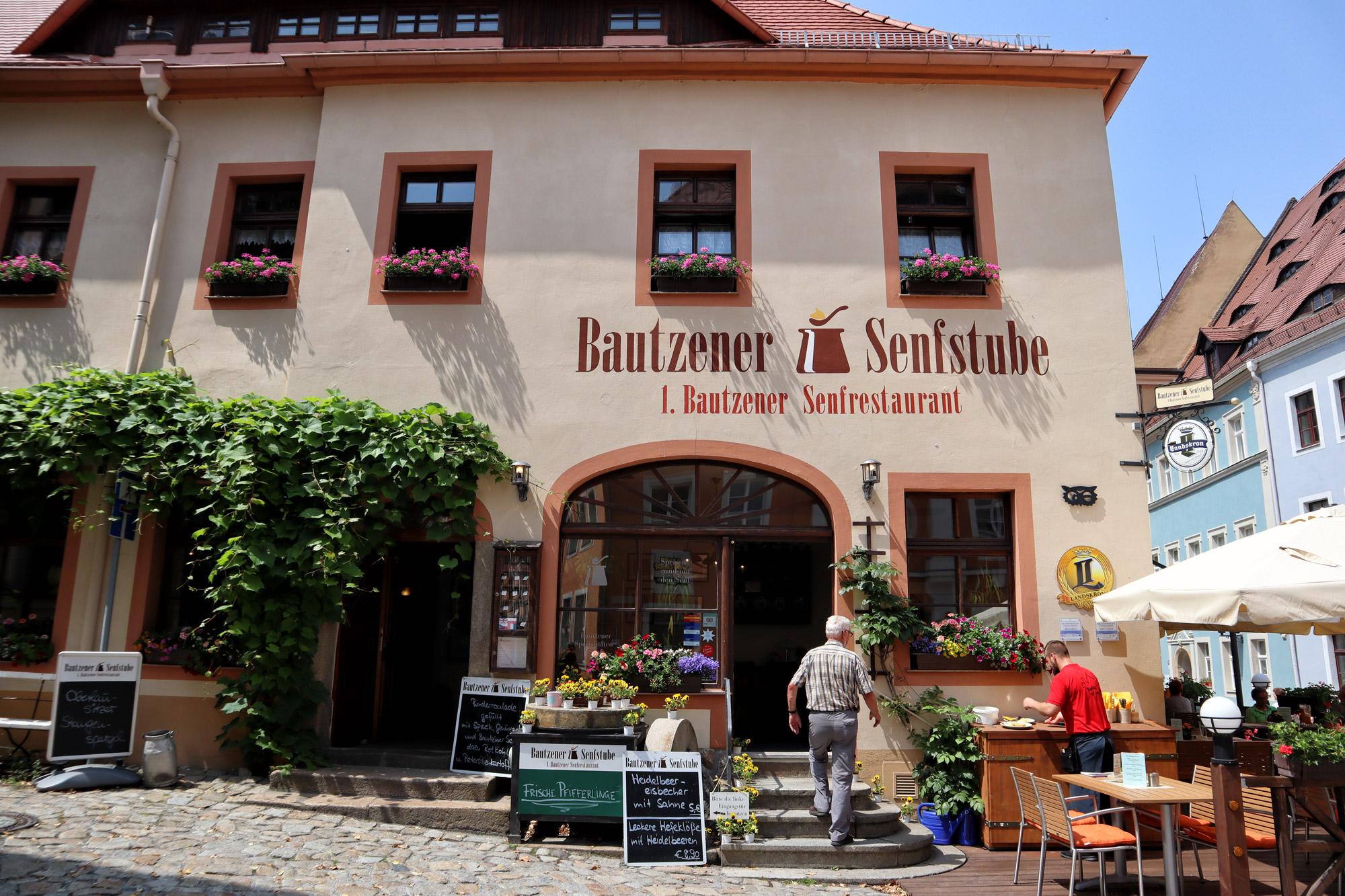 Bautzen - Bautzner Senfstube