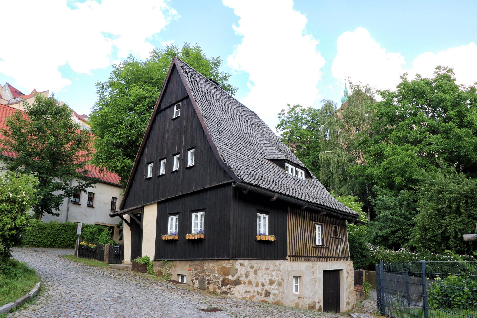 Bautzen - Hexenhaus
