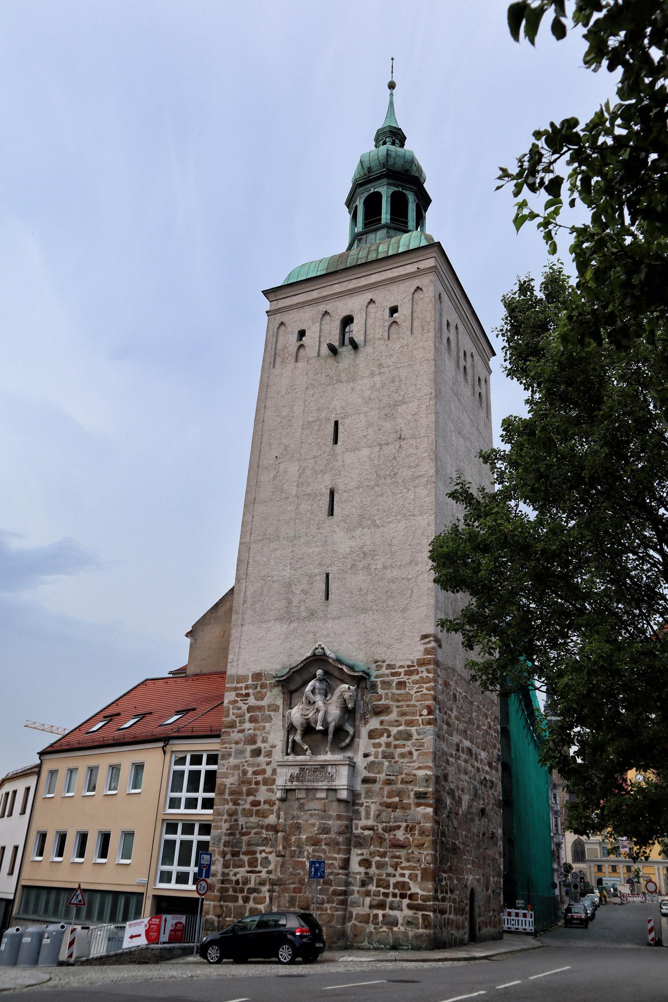 Bautzen - Lauenturm
