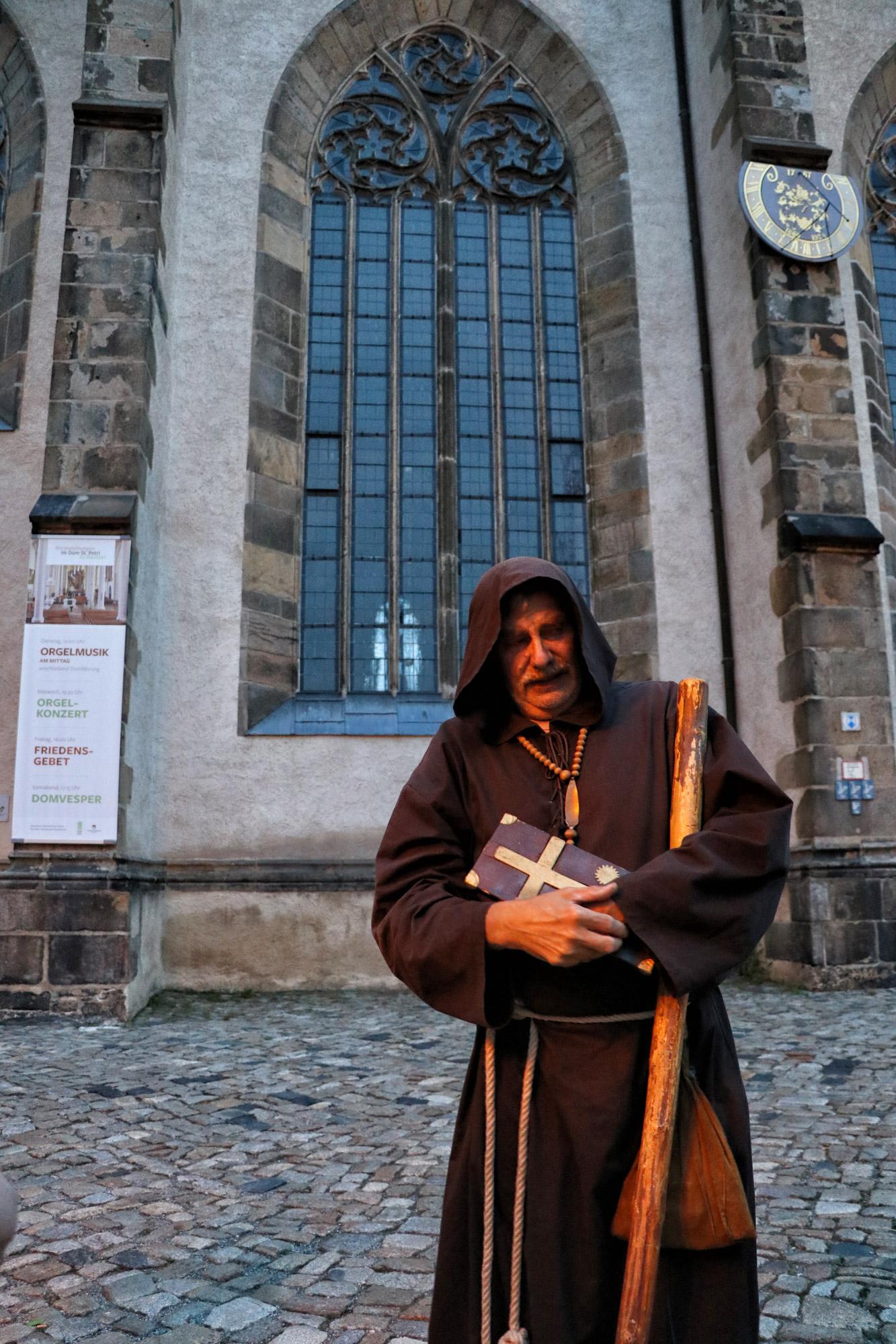Bautzen - Mönch Eusebius