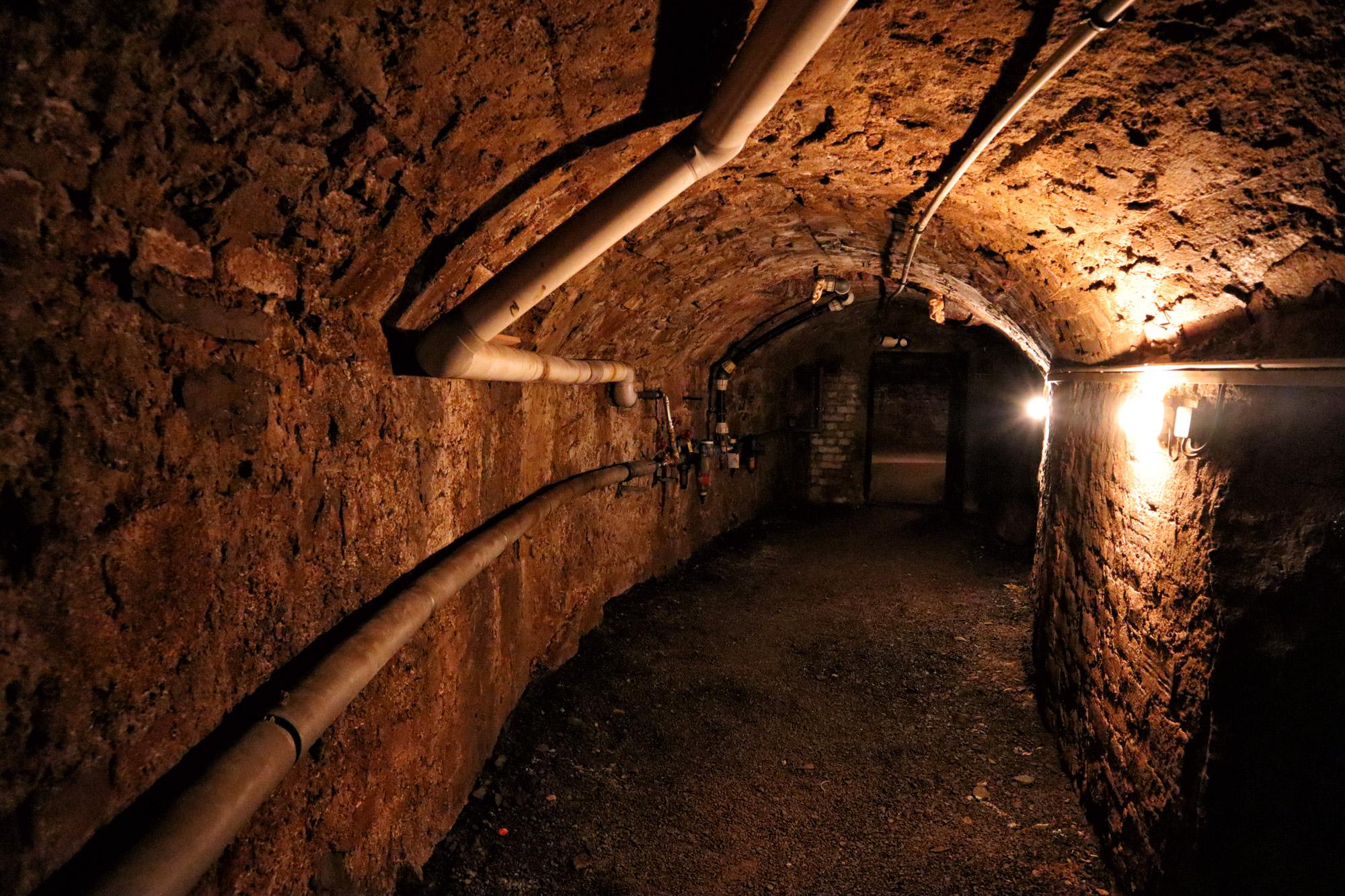 Bautzen - Ondergrondse gangen