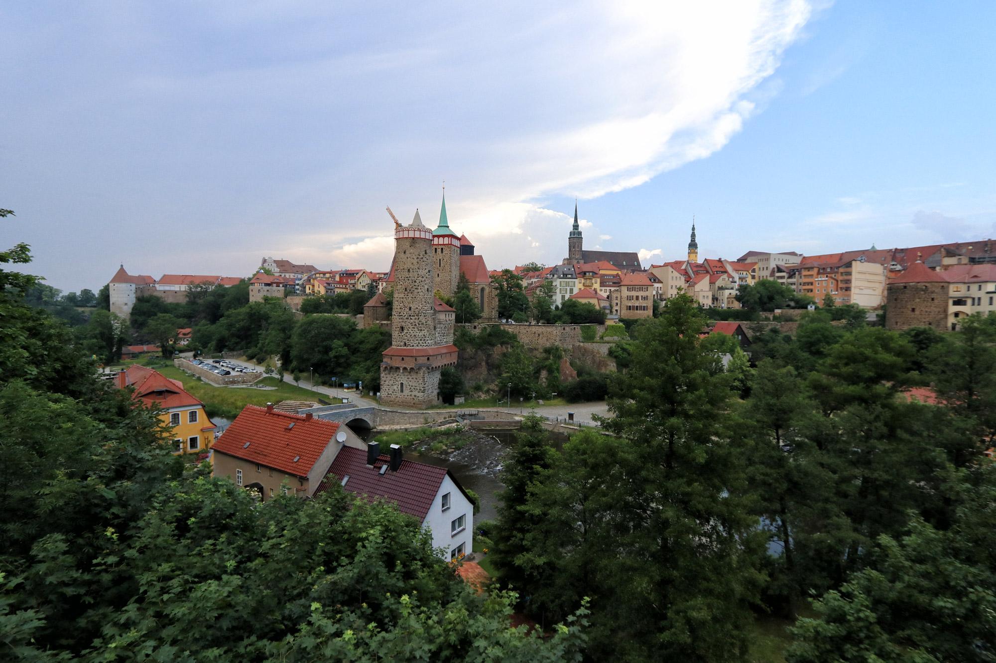 Bautzen - Skyline
