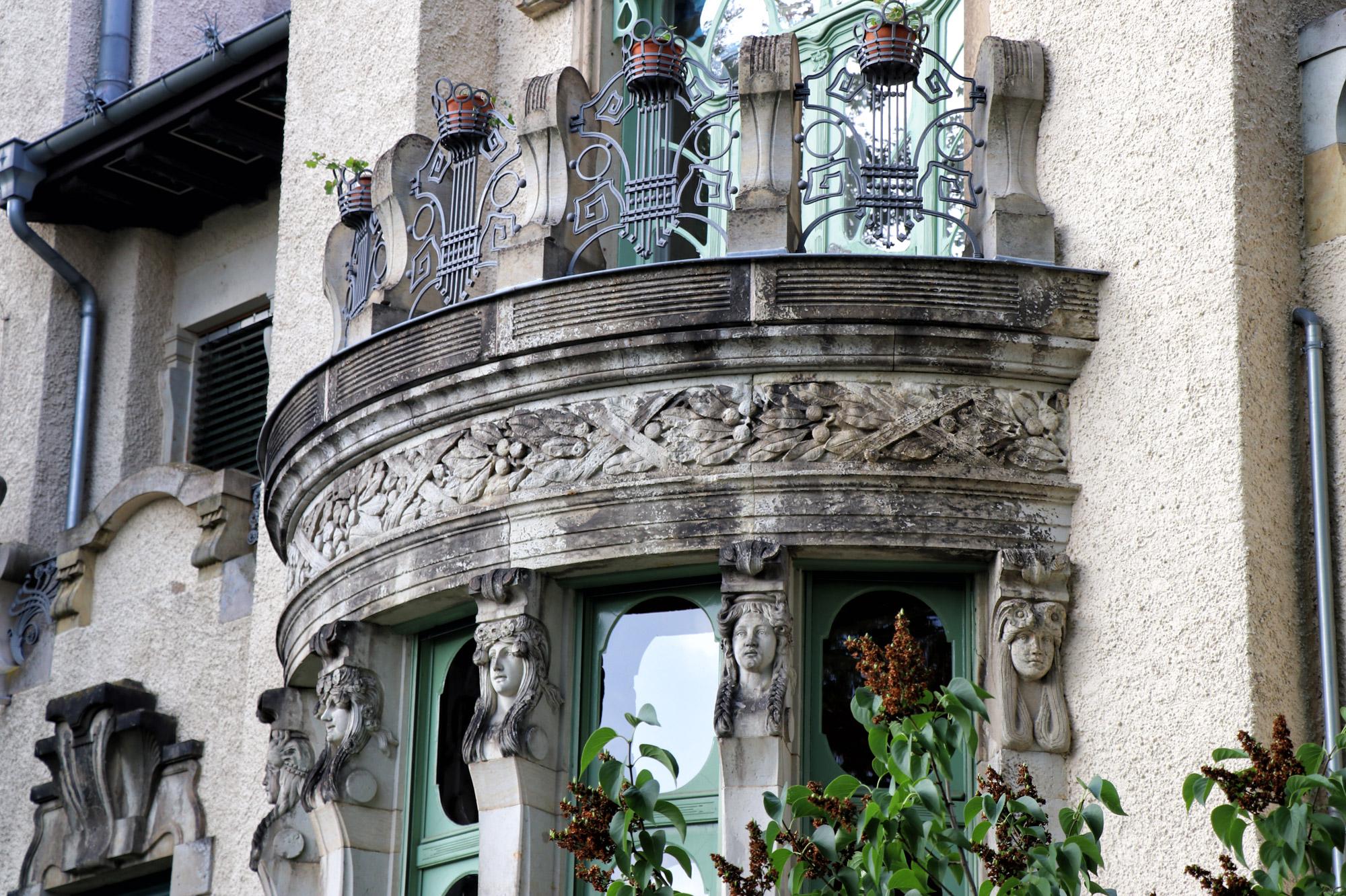 Bautzen - Villa Weigang