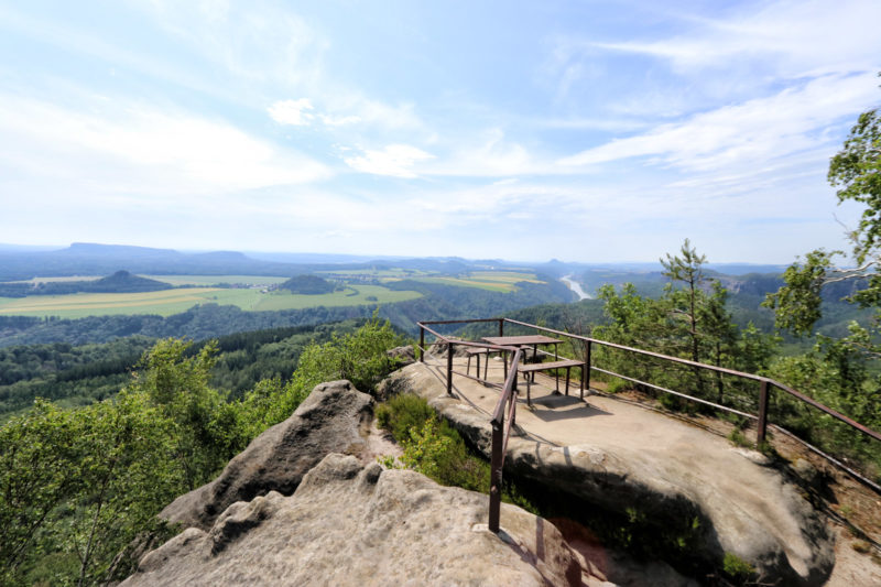 Malerweg Etappe 5 - Kipphornaussicht