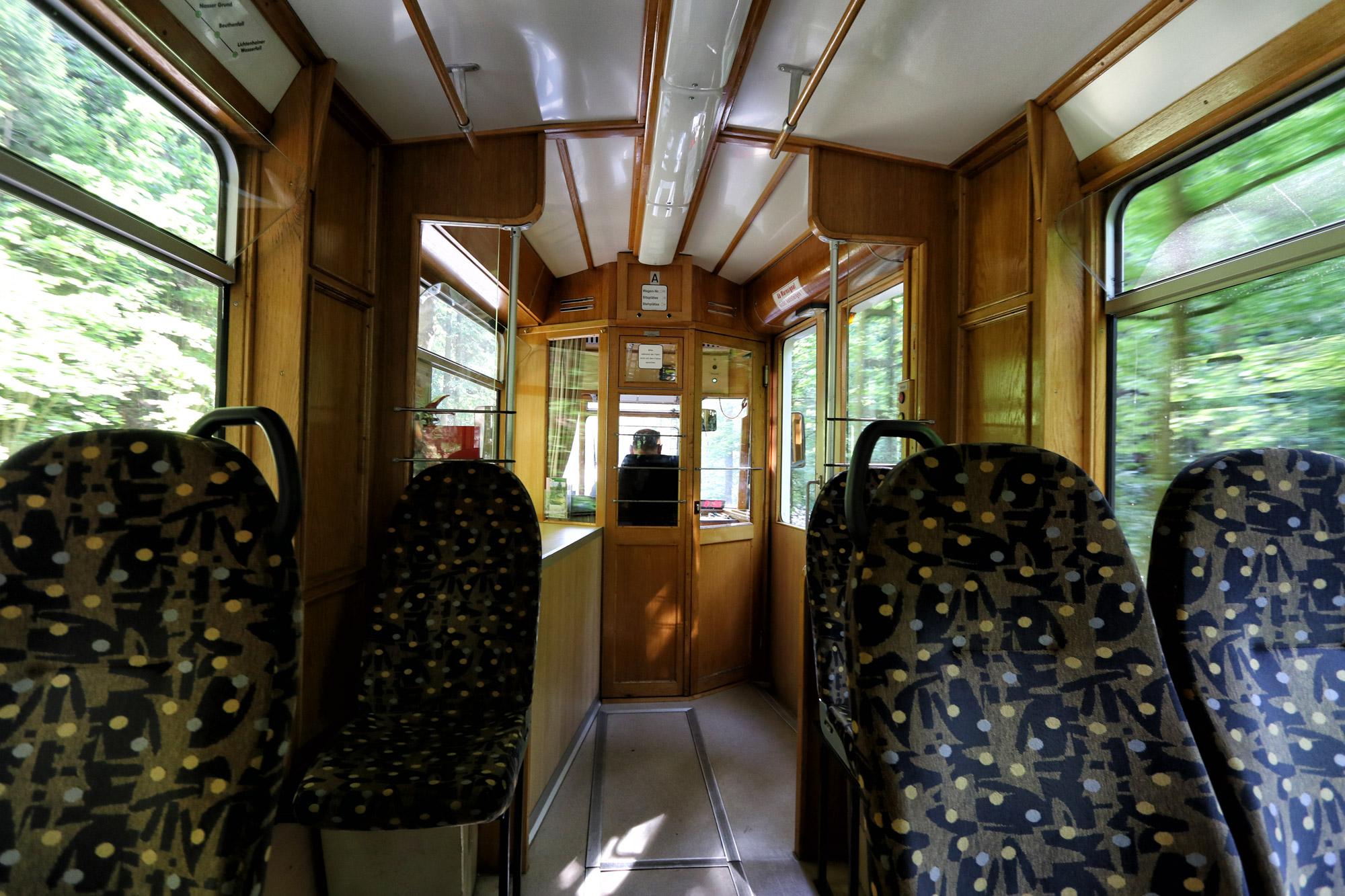 Malerweg Etappe 5 - Kirnitzschtalbahn