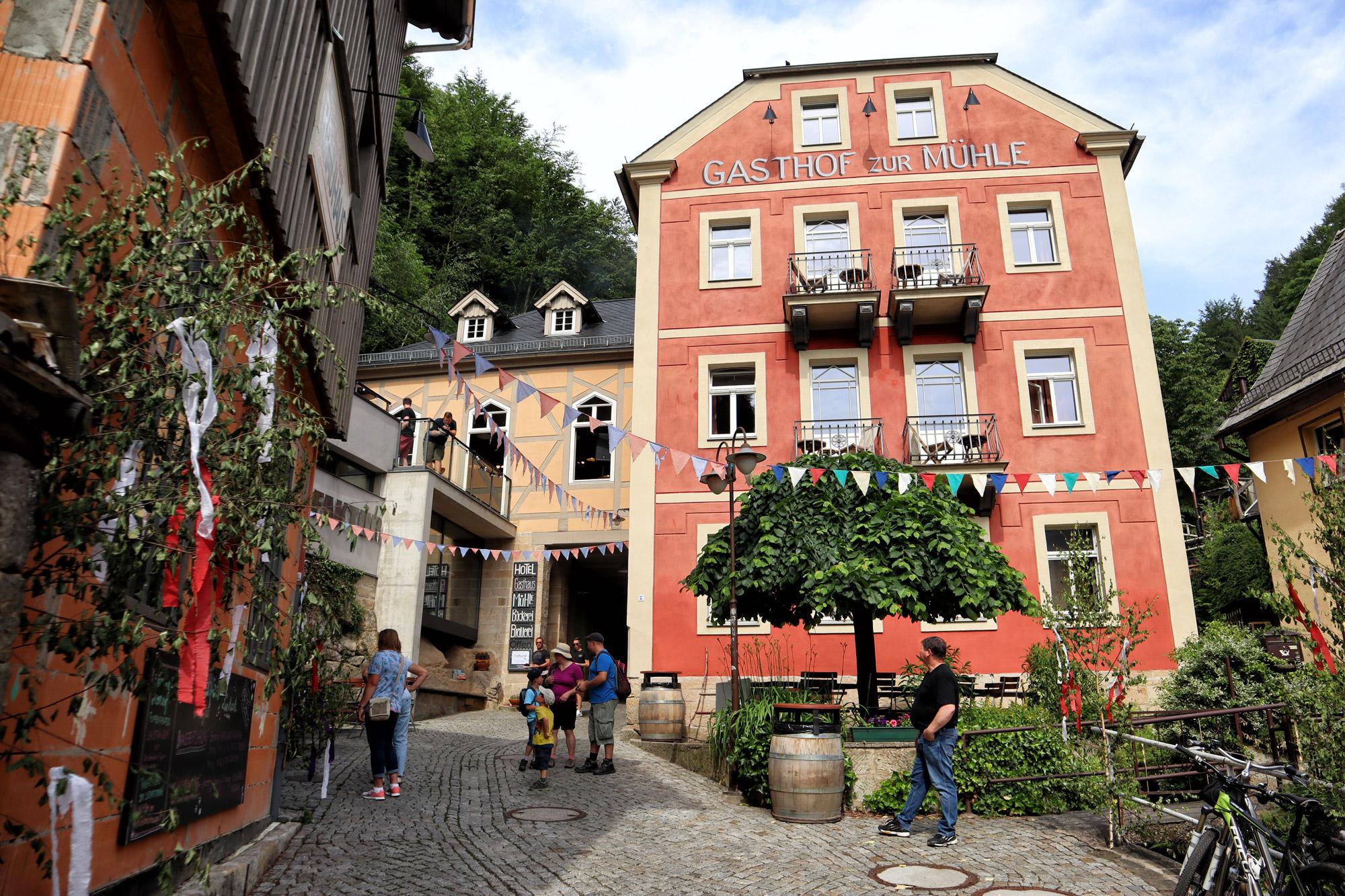 Malerweg Etappe 5 - Schmilka