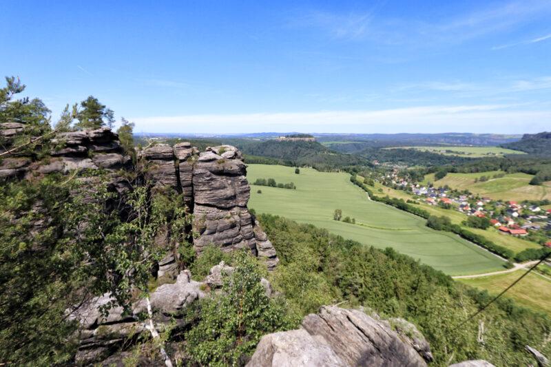 Malerweg Etappe 7 - Sächsische Schweiz