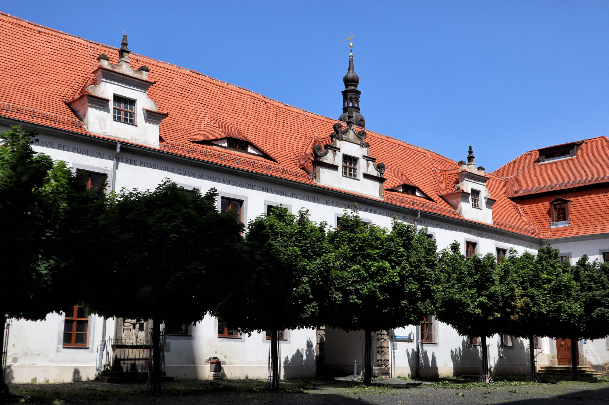 Zittau - Altes Gymnasium