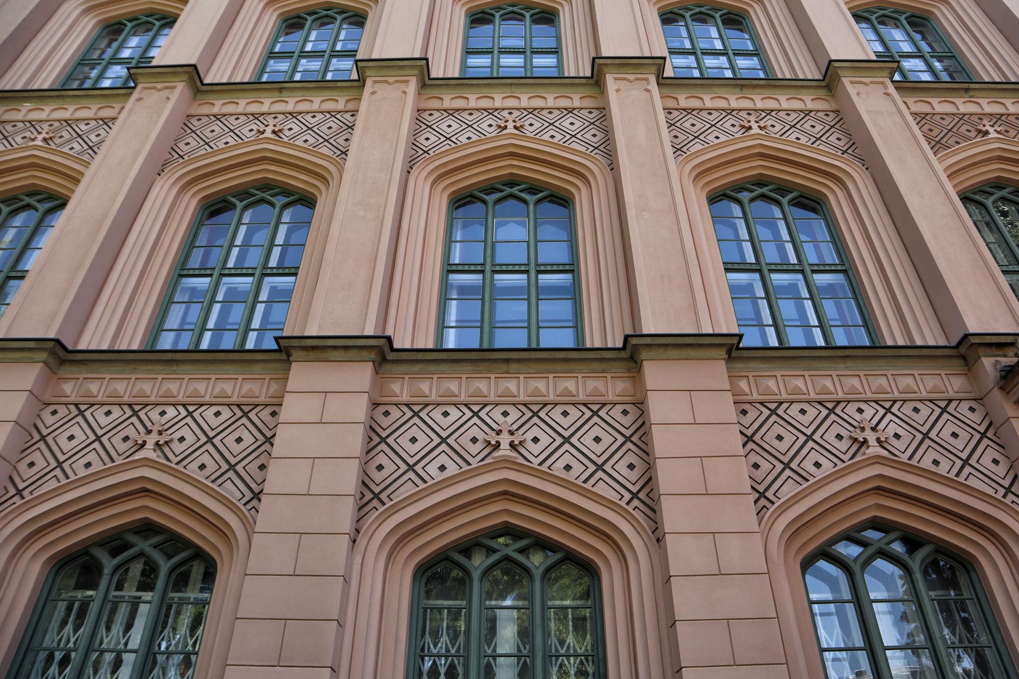 Zittau - Baugenwerkeschule