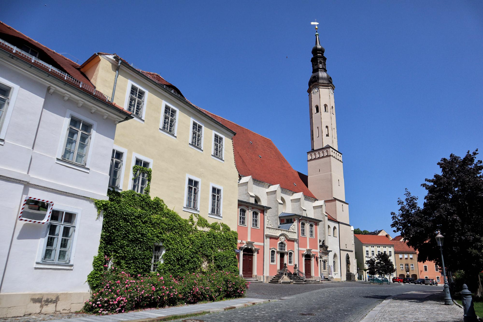 Zittau - Franziskanerkloster Kirche