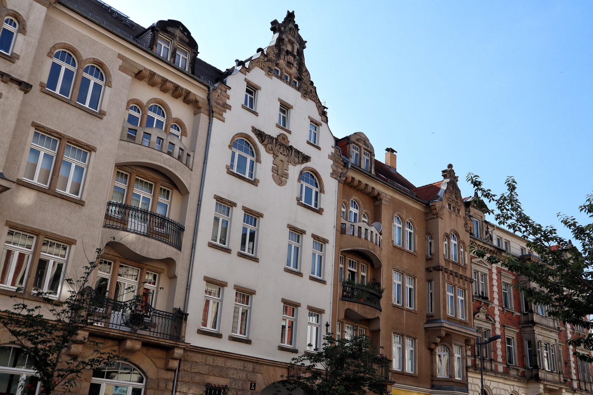Zittau - Mooie gebouwen
