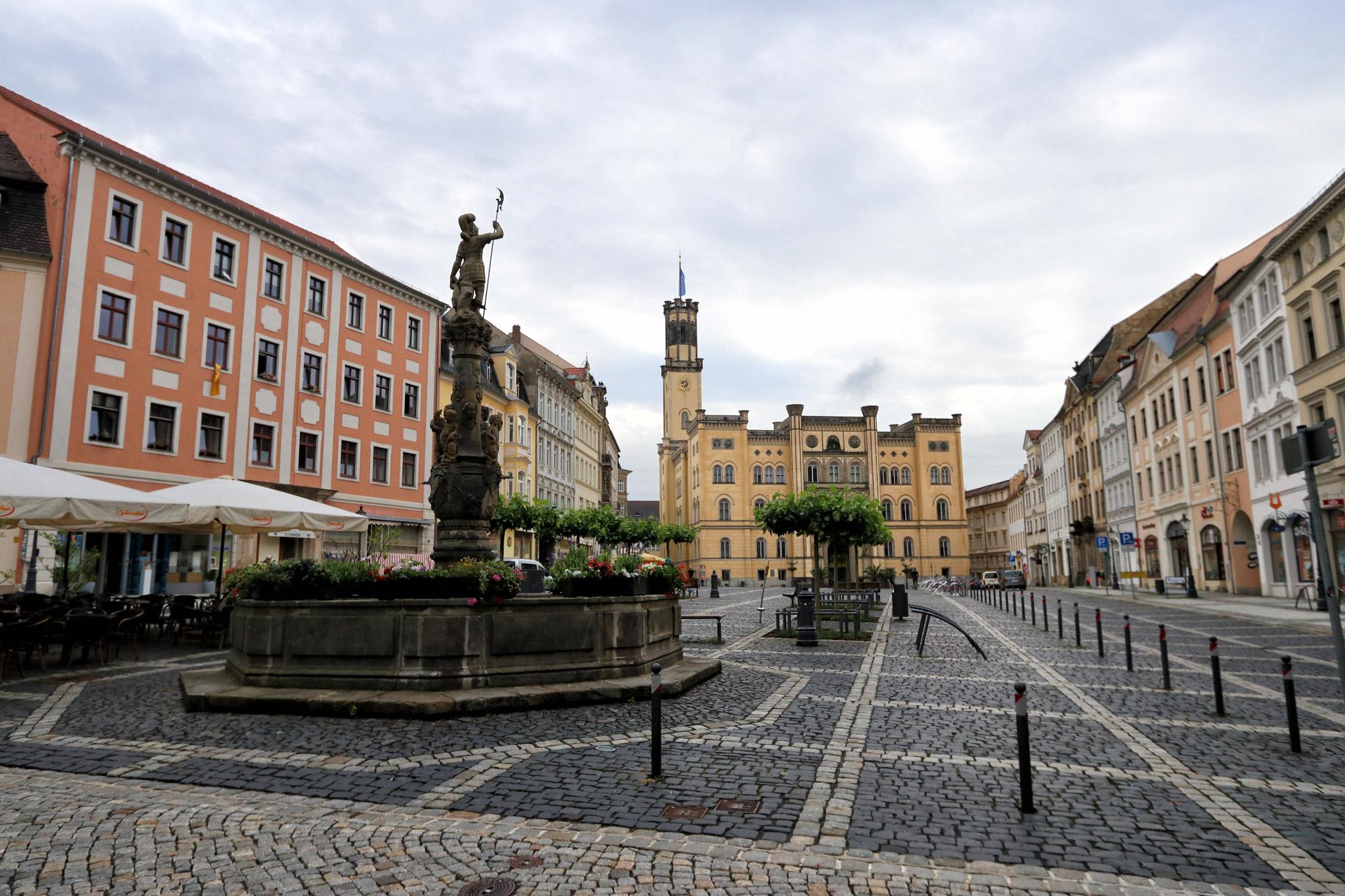 Zittau - Markt
