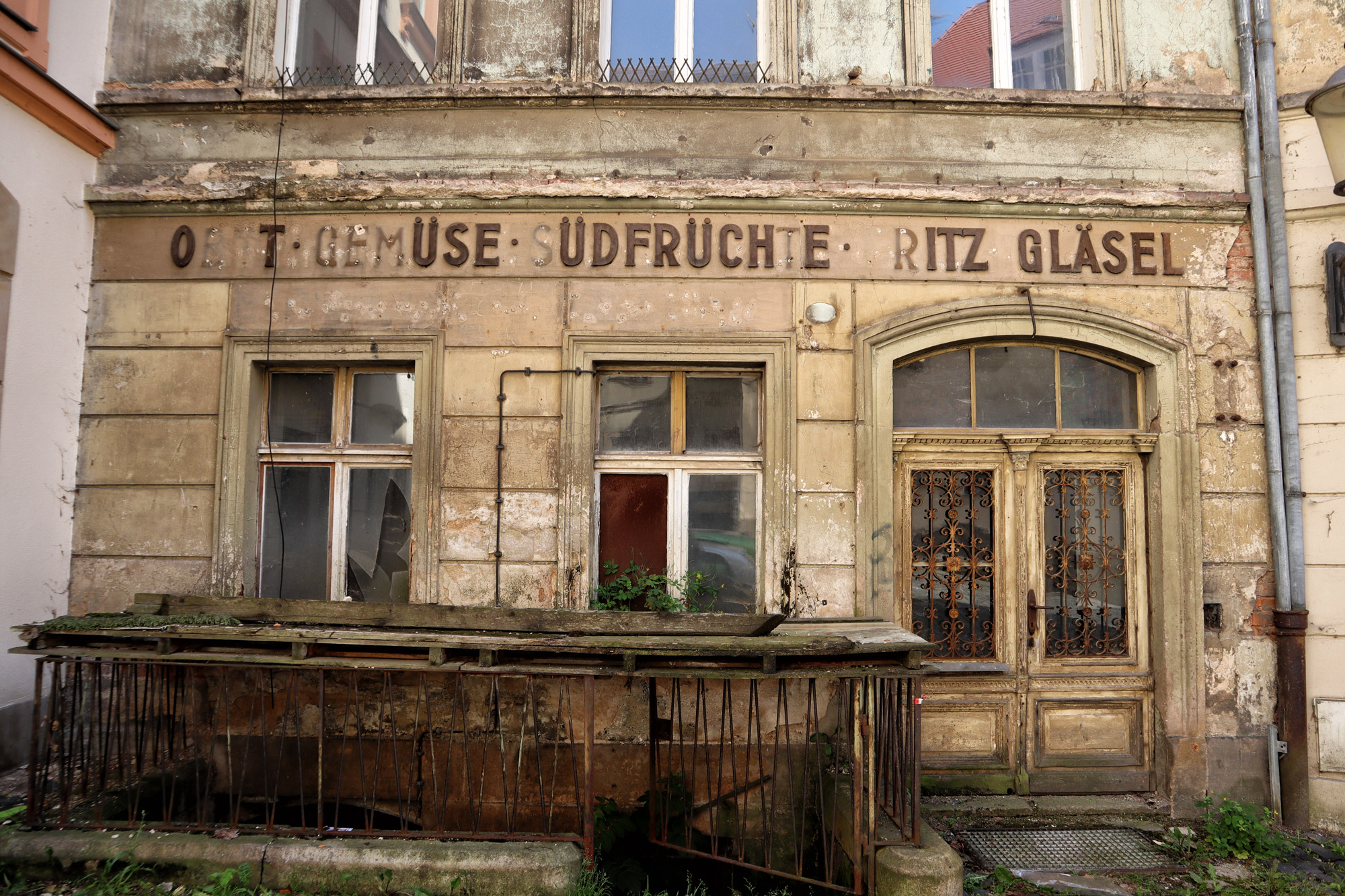 Zittau - Oude gebouwen