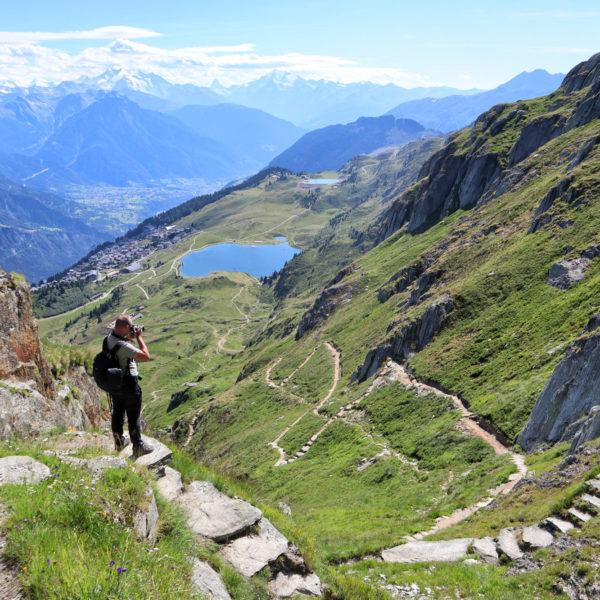 Zwitserland - Aletschgletsjer