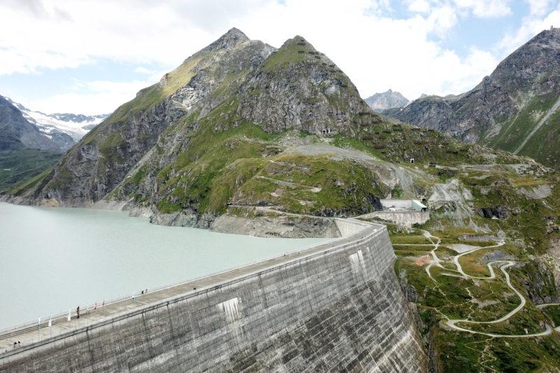 Zwitserland - Stuwdam van Dixence