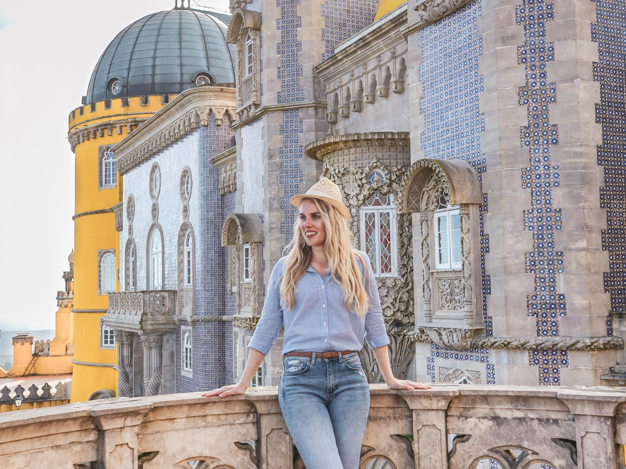 Brenda - Pena Palace Sintra, Portugal