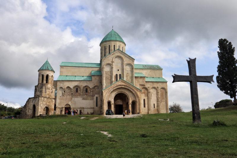 Reisverslag Georgië - Bagrati Klooster