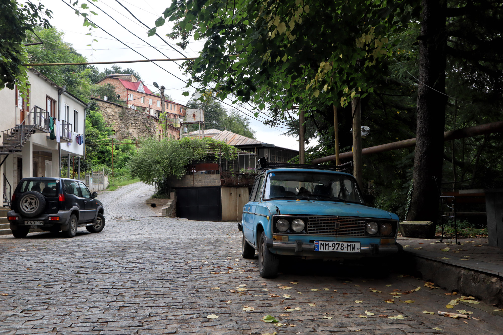 Georgië reisverslag: Kutaisi