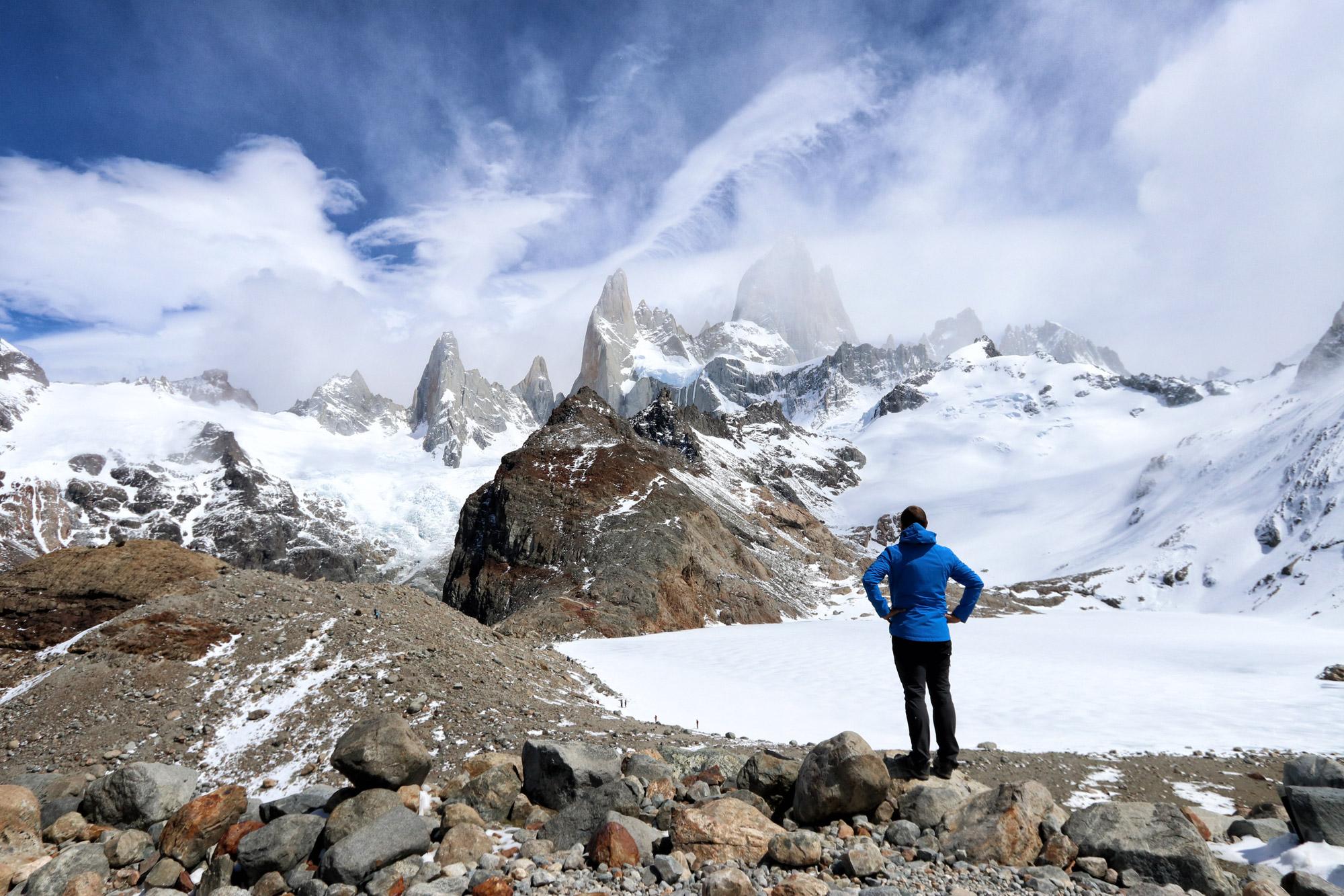 Wandeling: Laguna de los Tres - Argentinië