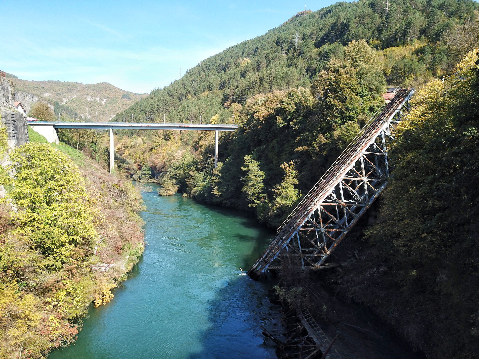 Bosnië & Herzegovina - Neretva River