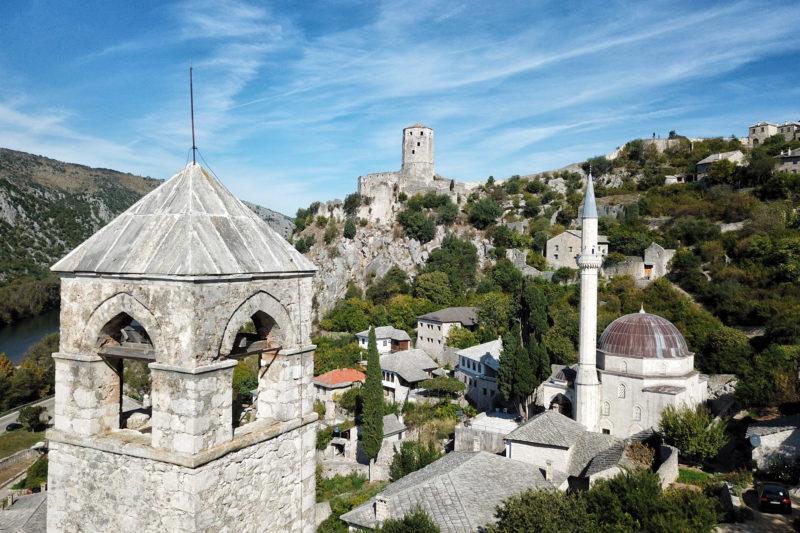 Bosnië & Herzegovina - Pocitelj
