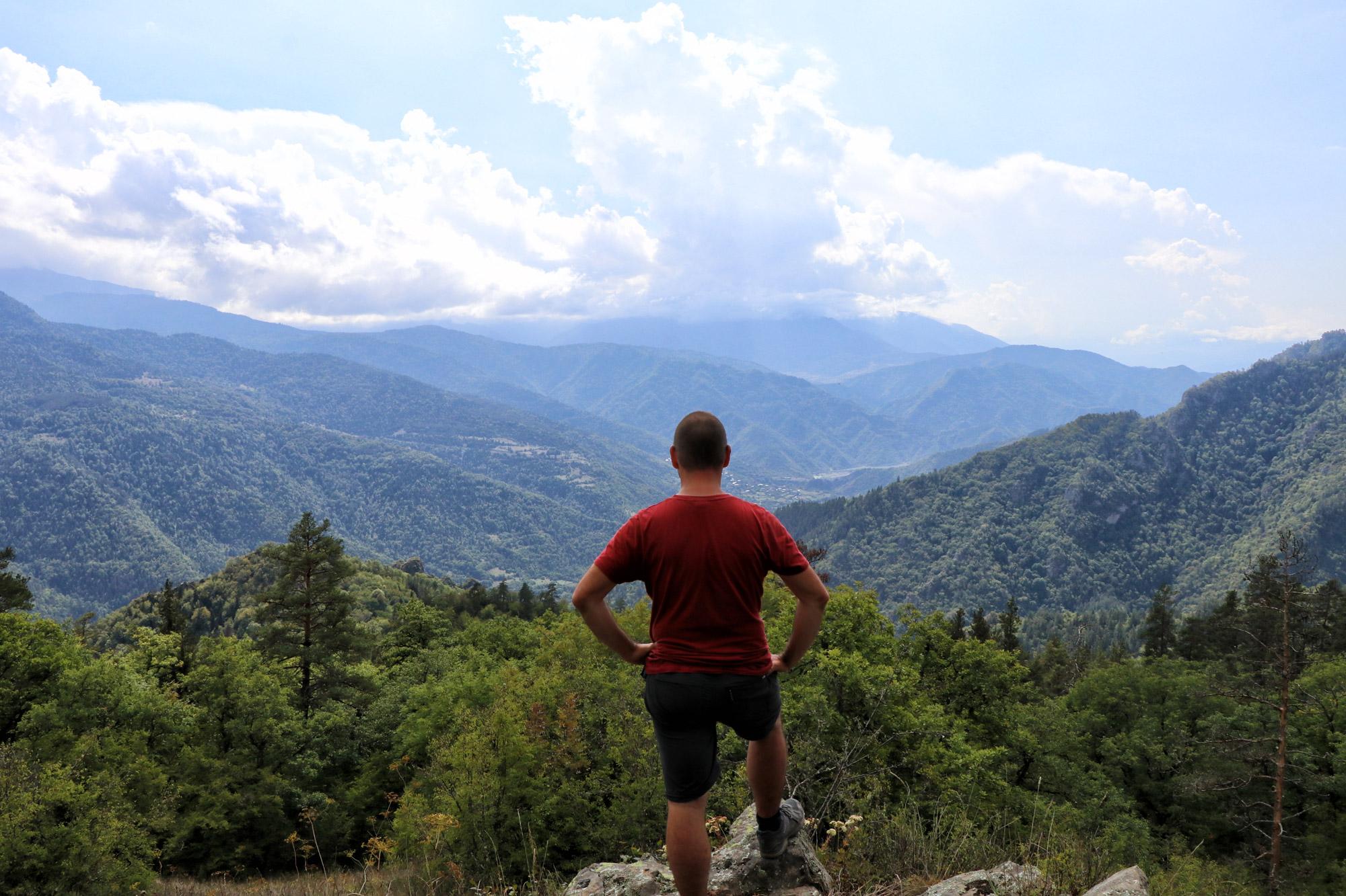Georgie Reisverslag - Likani Valley Trail in Borjomi National Park