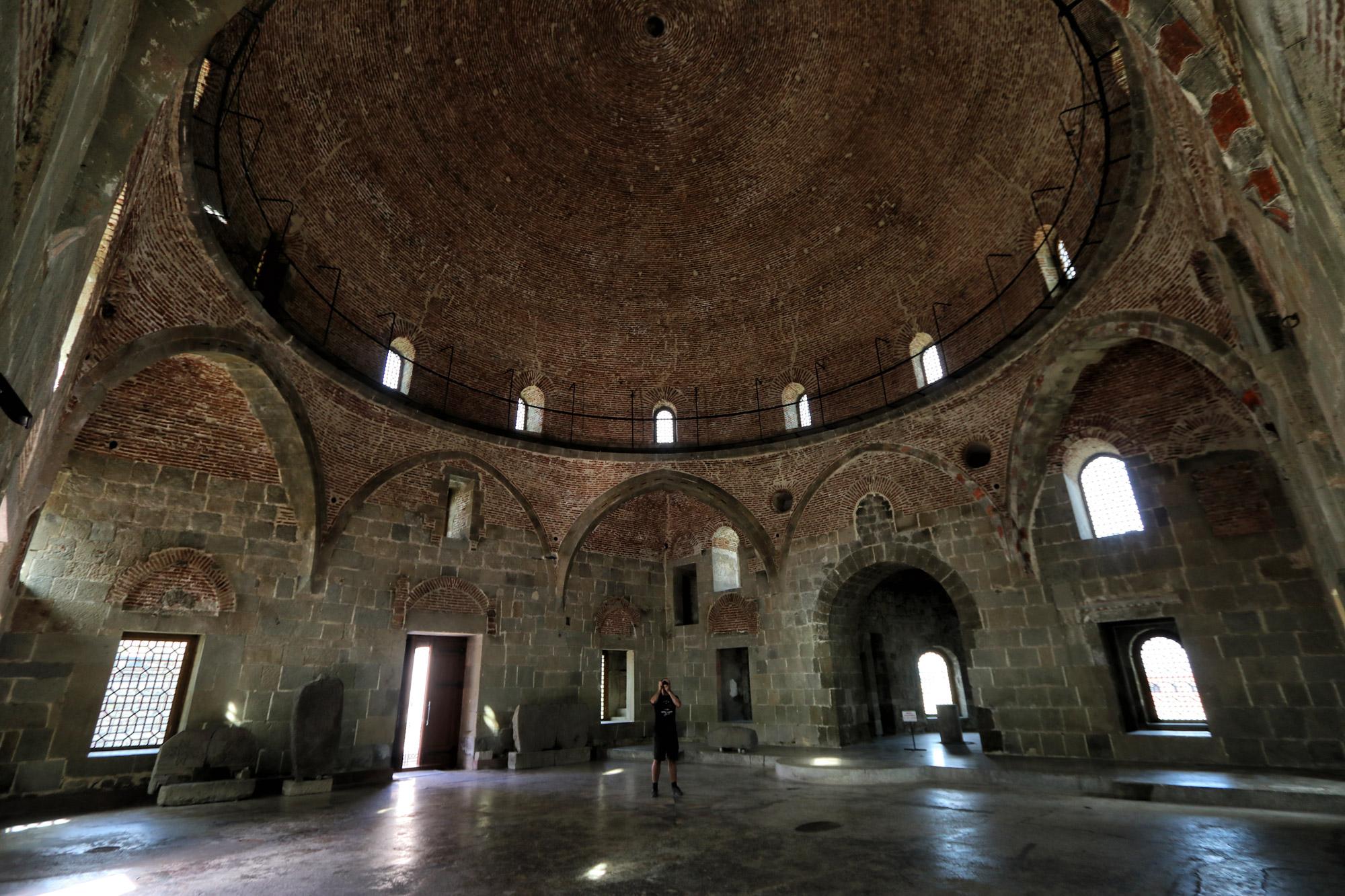 Georgie Reisverslag - Rabati kasteel in Akhaltsikhe