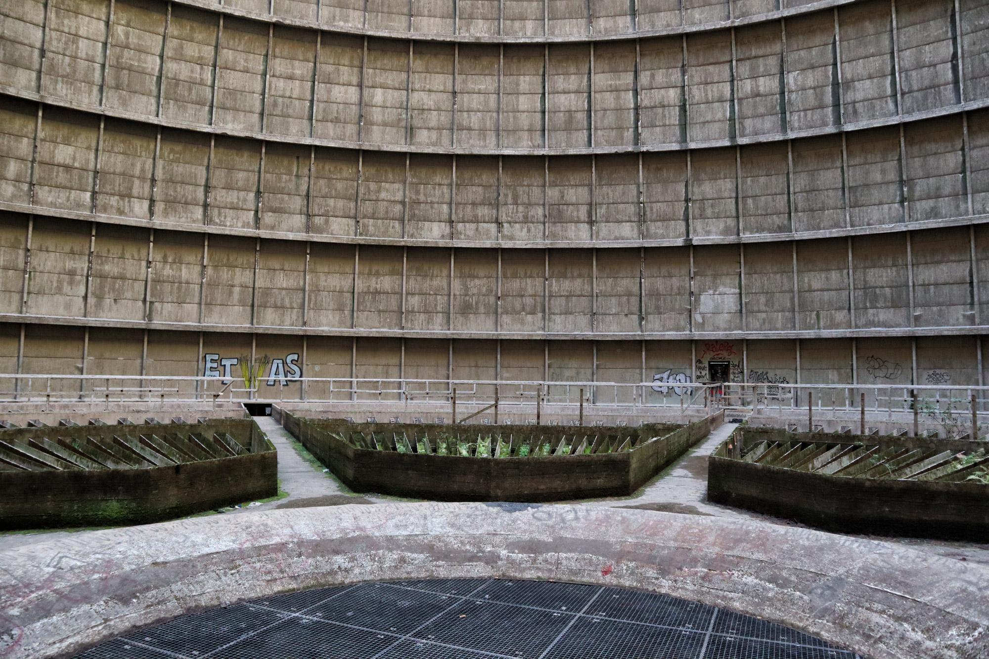 Urbex: IM Cooling Tower