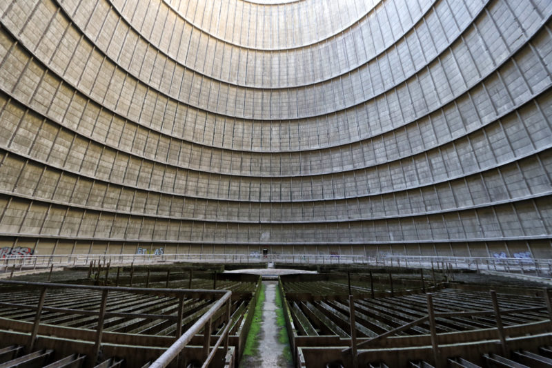 Urbex: IM Cooling Tower