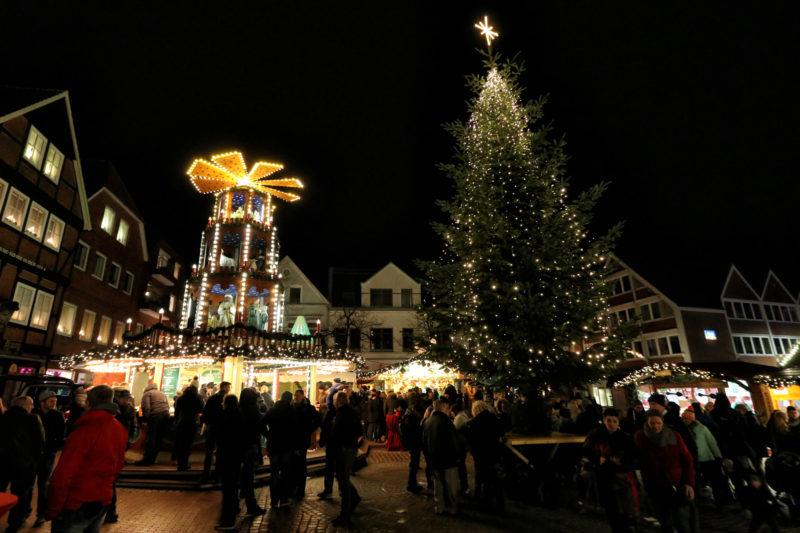 3 bijzondere kerstmarkten in Nedersaksen - Stade
