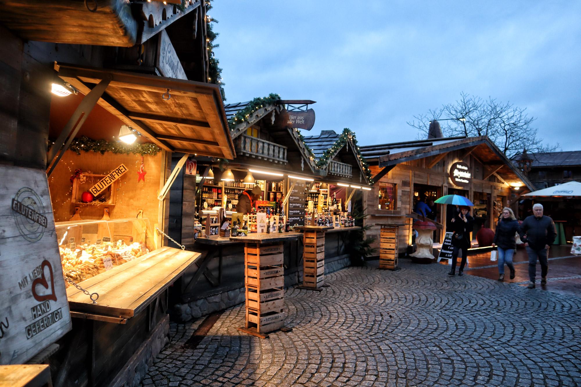 Fotoreeks: Kerstmarkt van Oberhausen