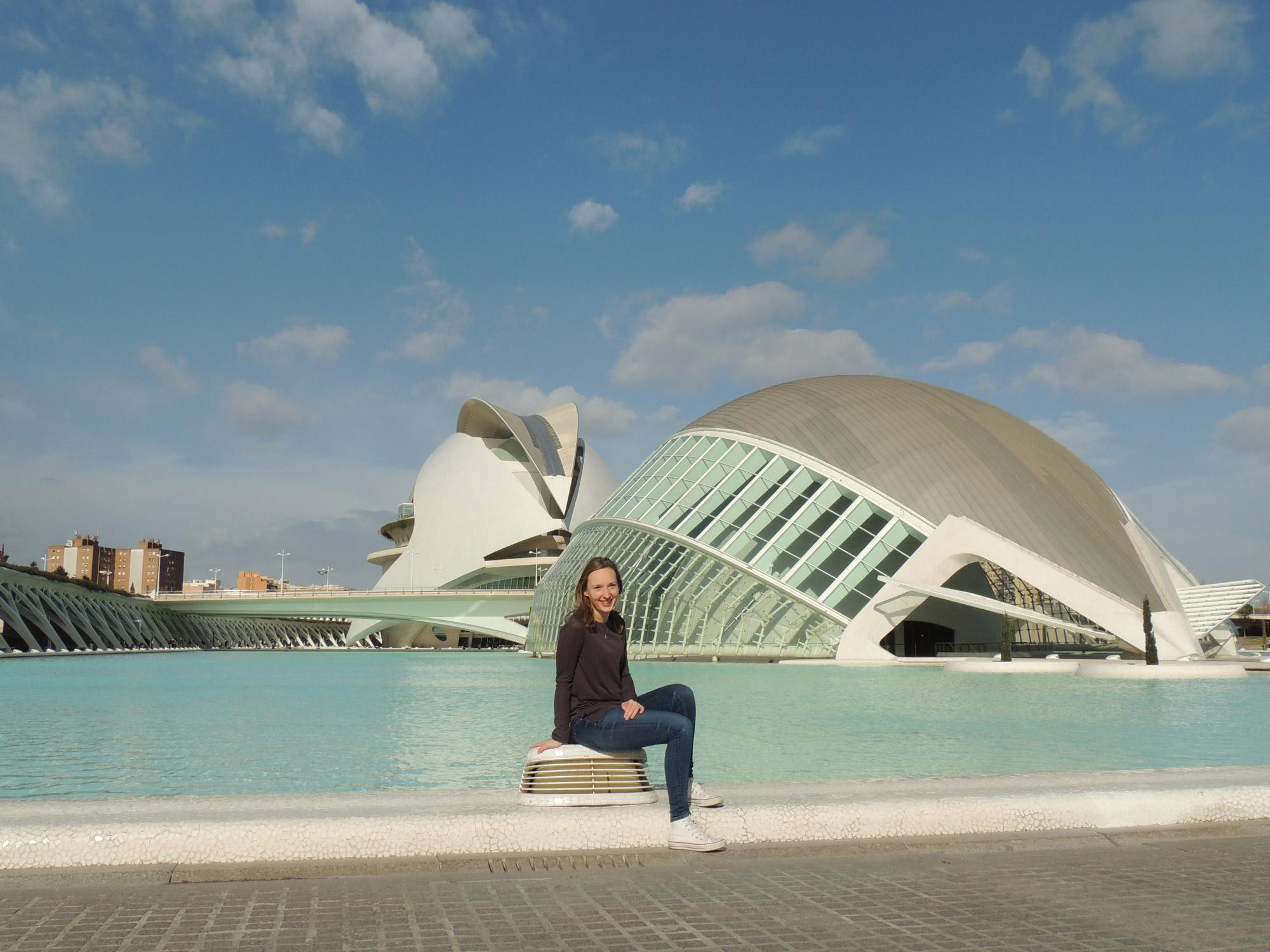 Michelle - Ciutat de les Arts i les Ciències in Valencia