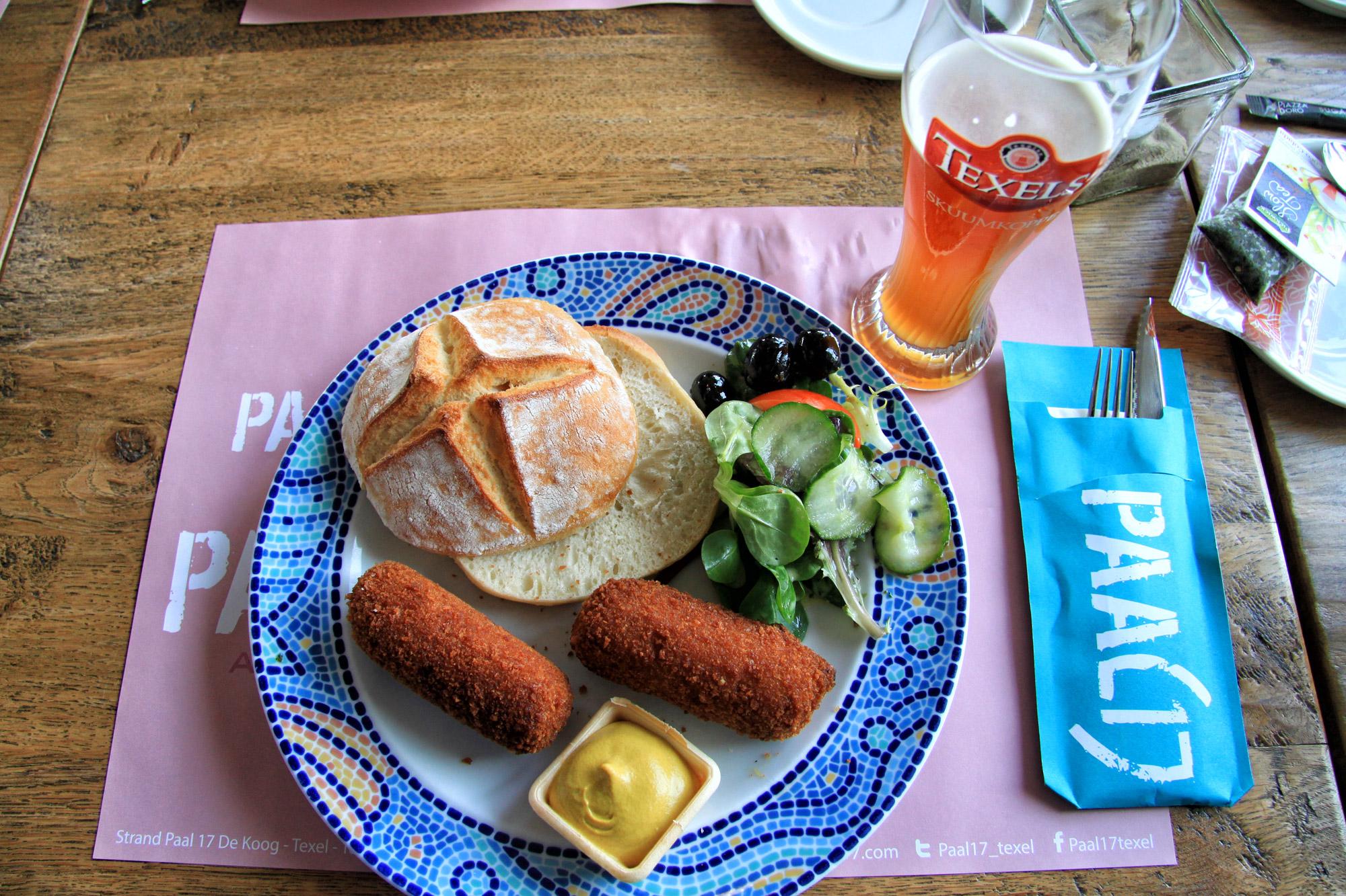 Texel - Dineren en lunchen