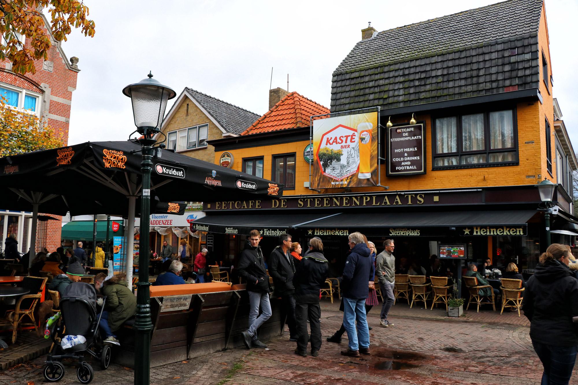 Texel - Dorpjes verkennen