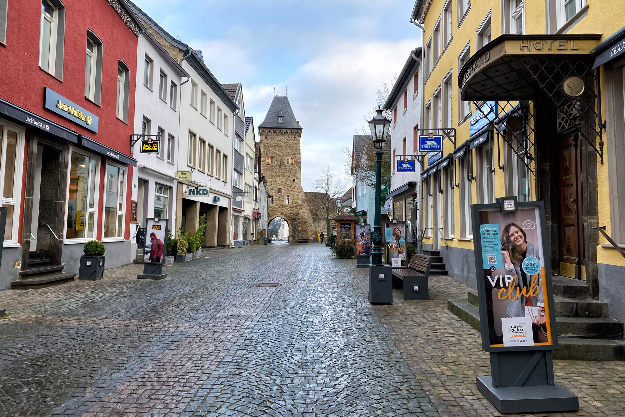 Bad Münstereifel - City outlet