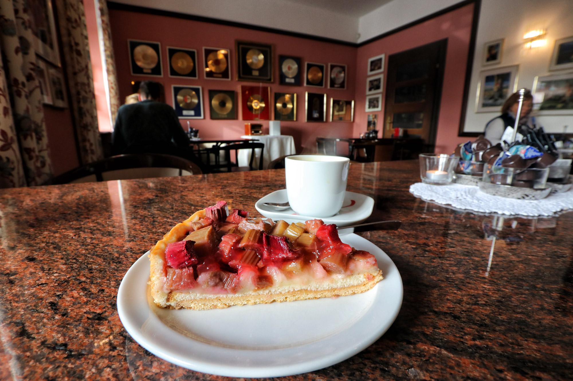 Bad Münstereifel - Heino's Café