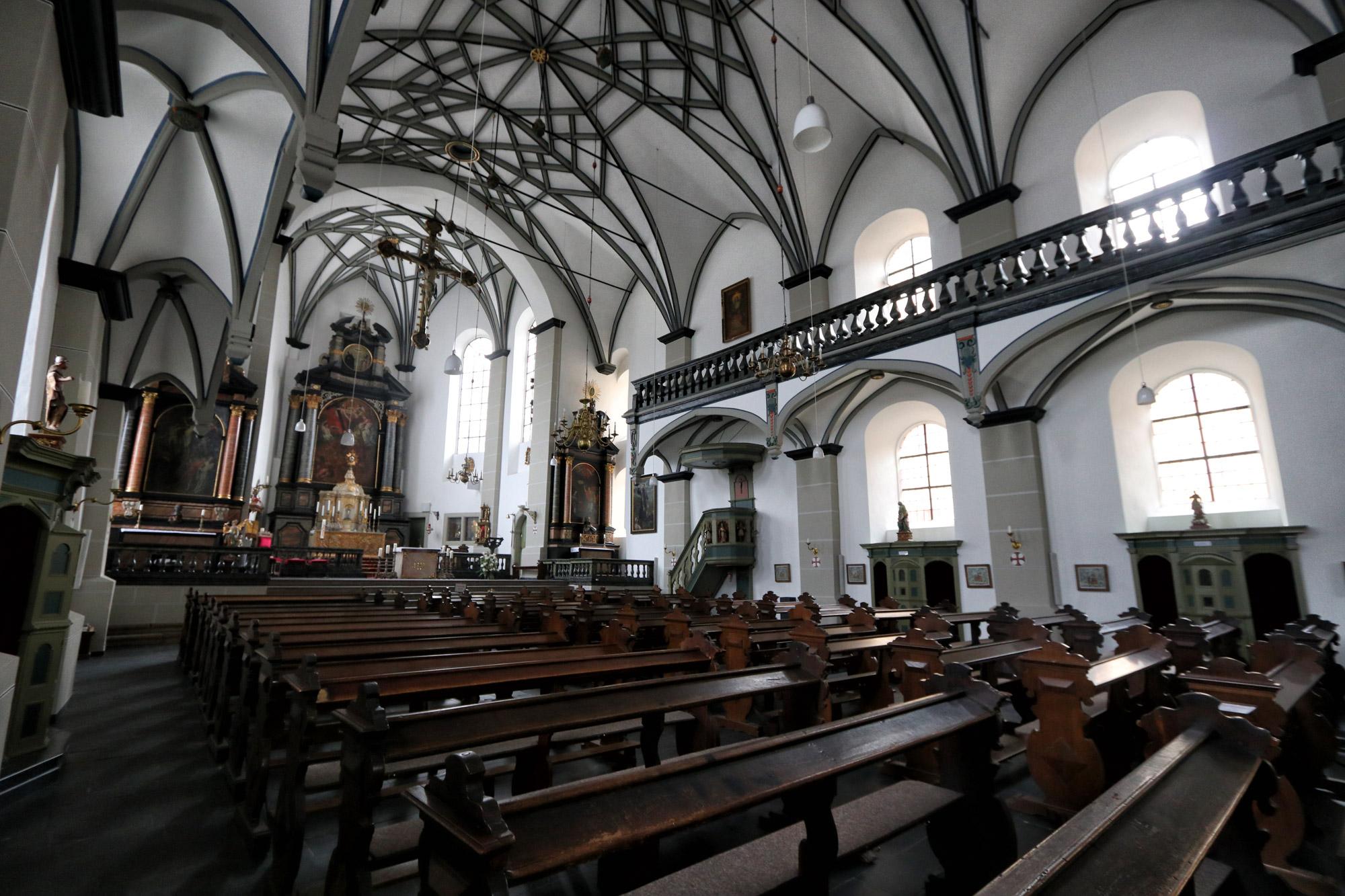 Bad Münstereifel - Jesuitenkirche