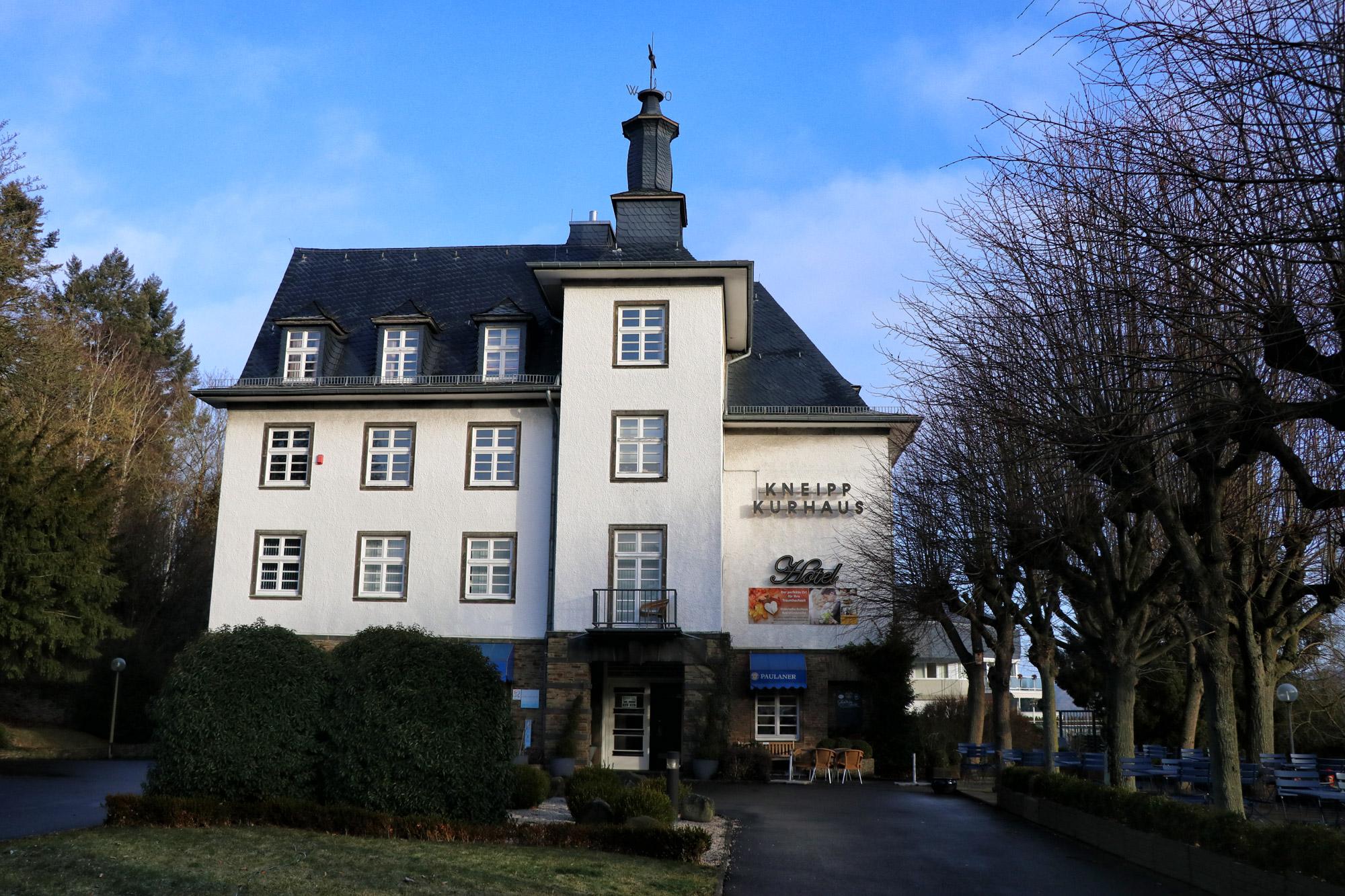 Bad Münstereifel - Kurhaus Hotel