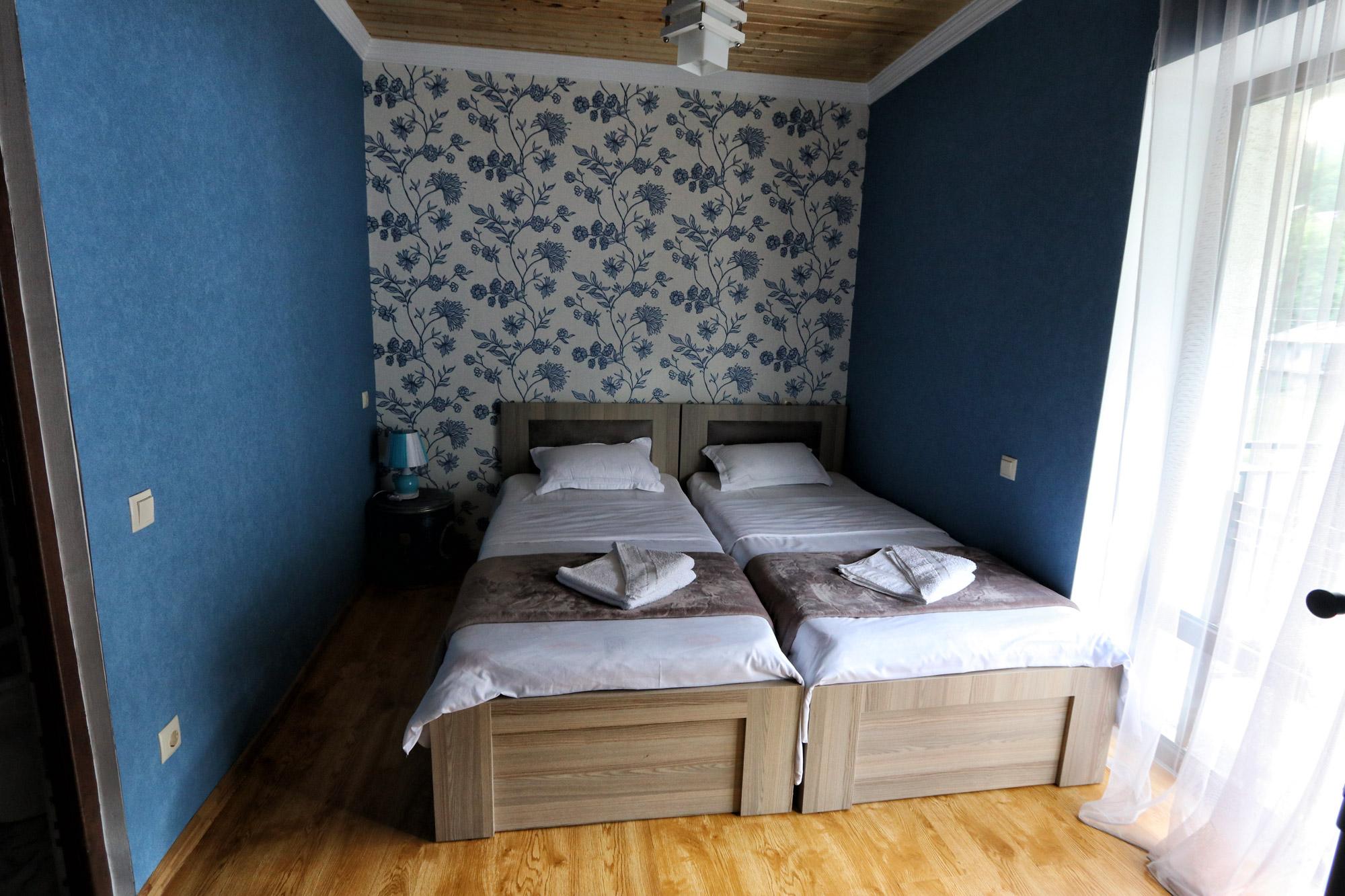 Kosten Georgië - Overnachten in homestays