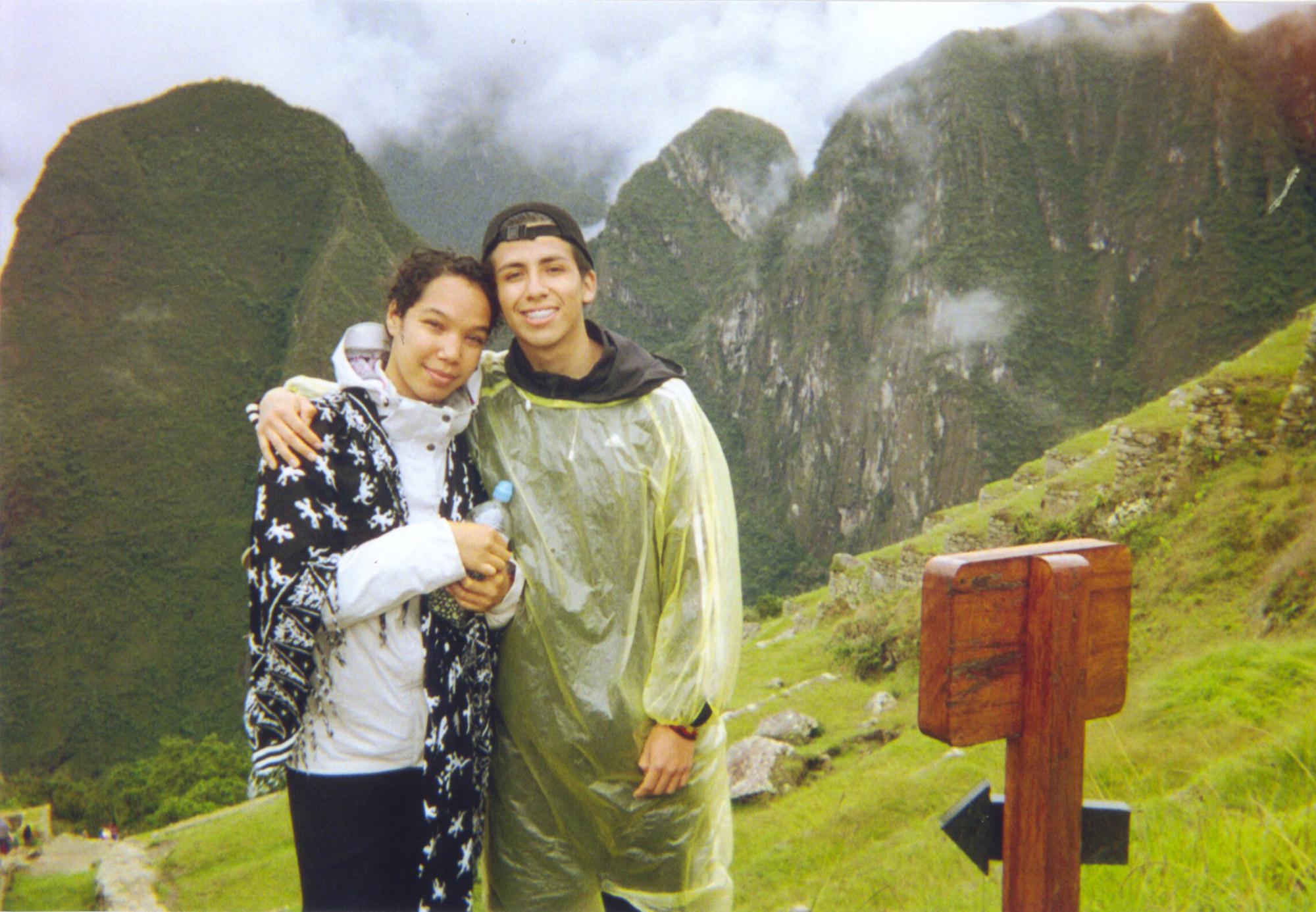 Soraya Pattiruhu - Machu Picchu