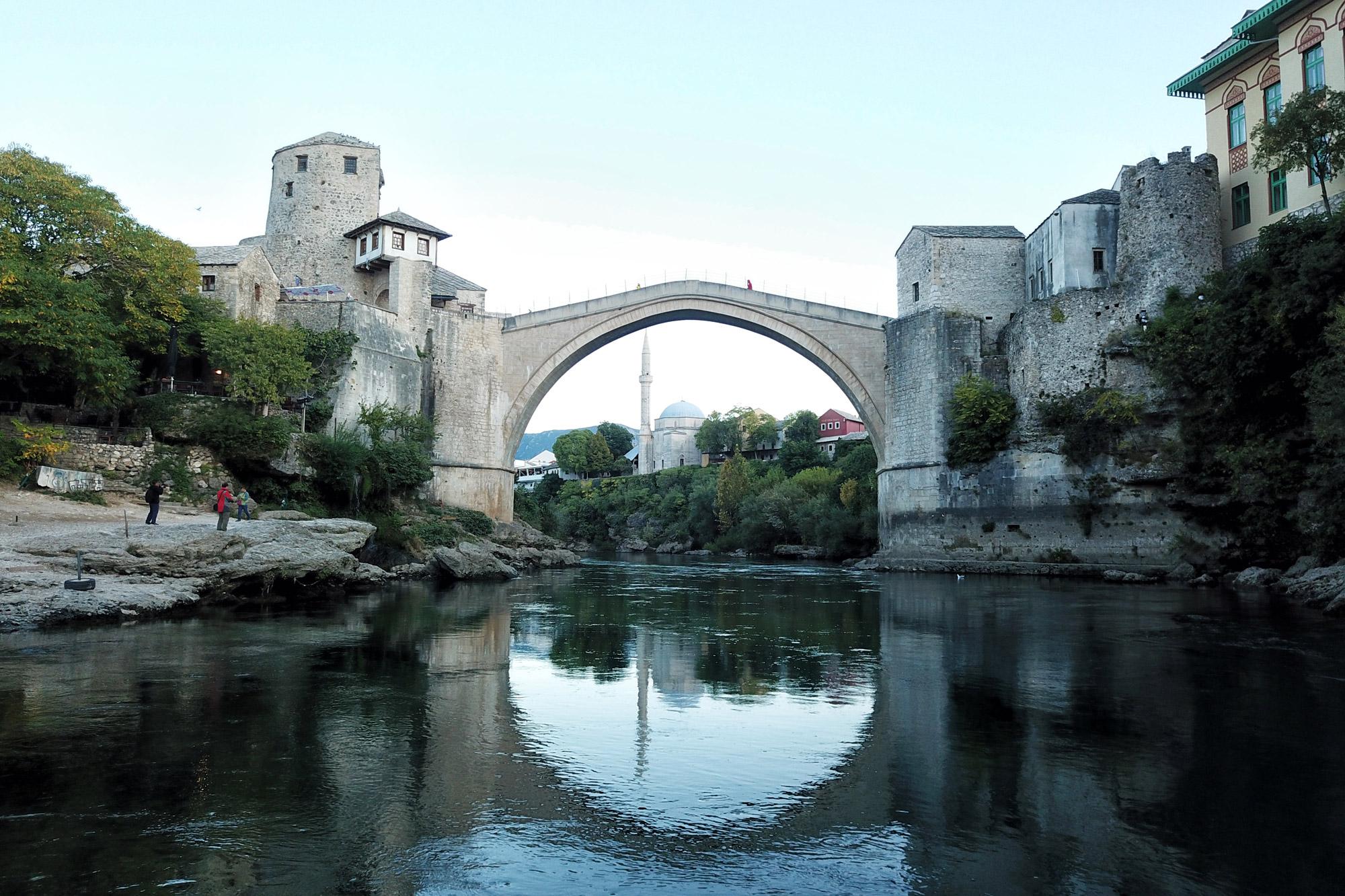 UNESCO Werelderfgoedlijst - Mostar - Bosnië & Herzegovina