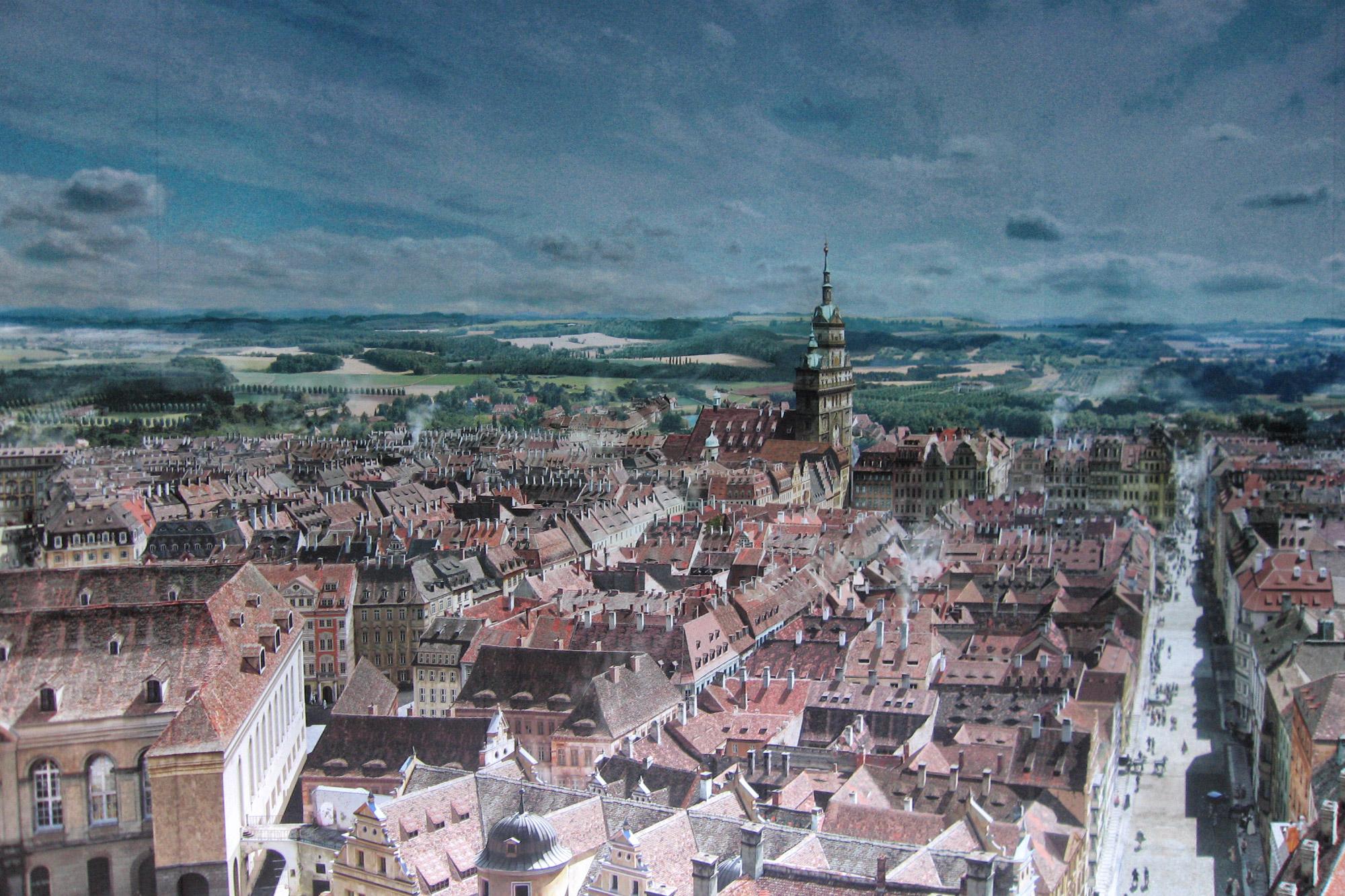 Dresden tips - Asisi Panometer