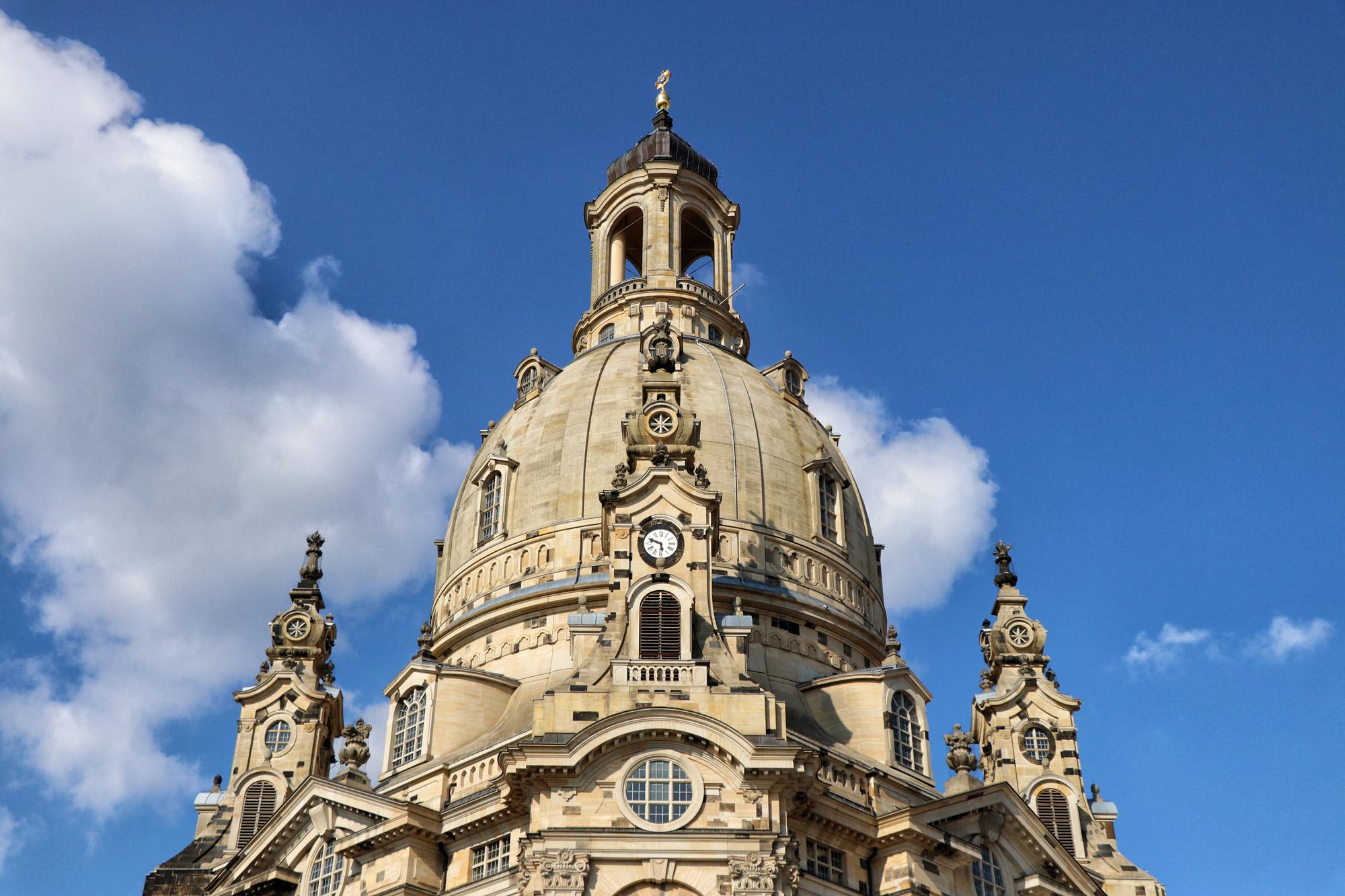 Dresden tips - Frauenkirche